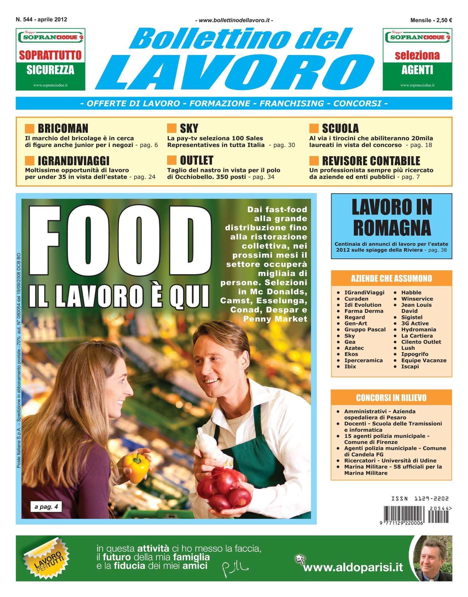 Calameo N 544 Aprile 2012