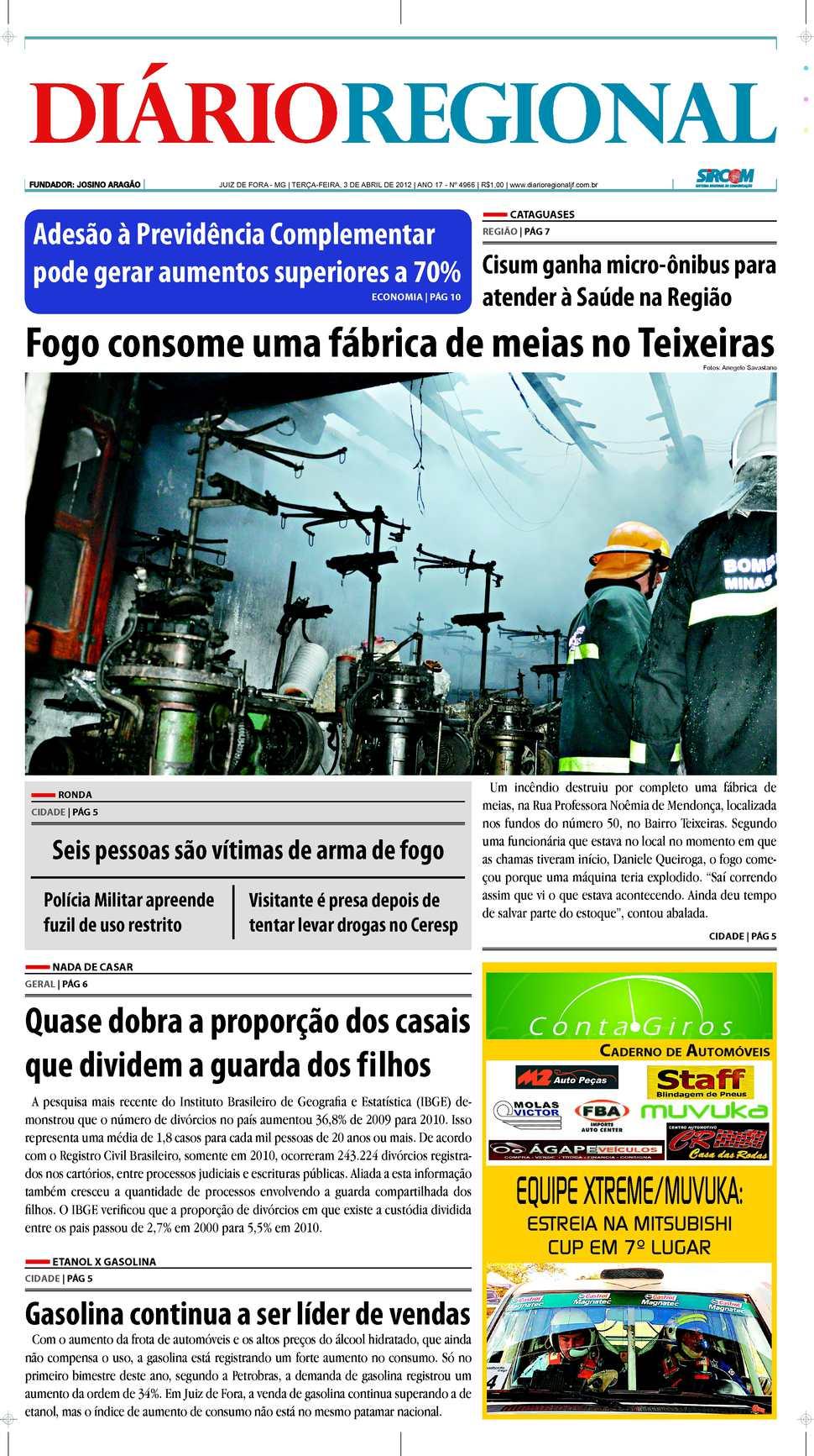 Calaméo - Edição 03 04 2012 76d6275818b1d