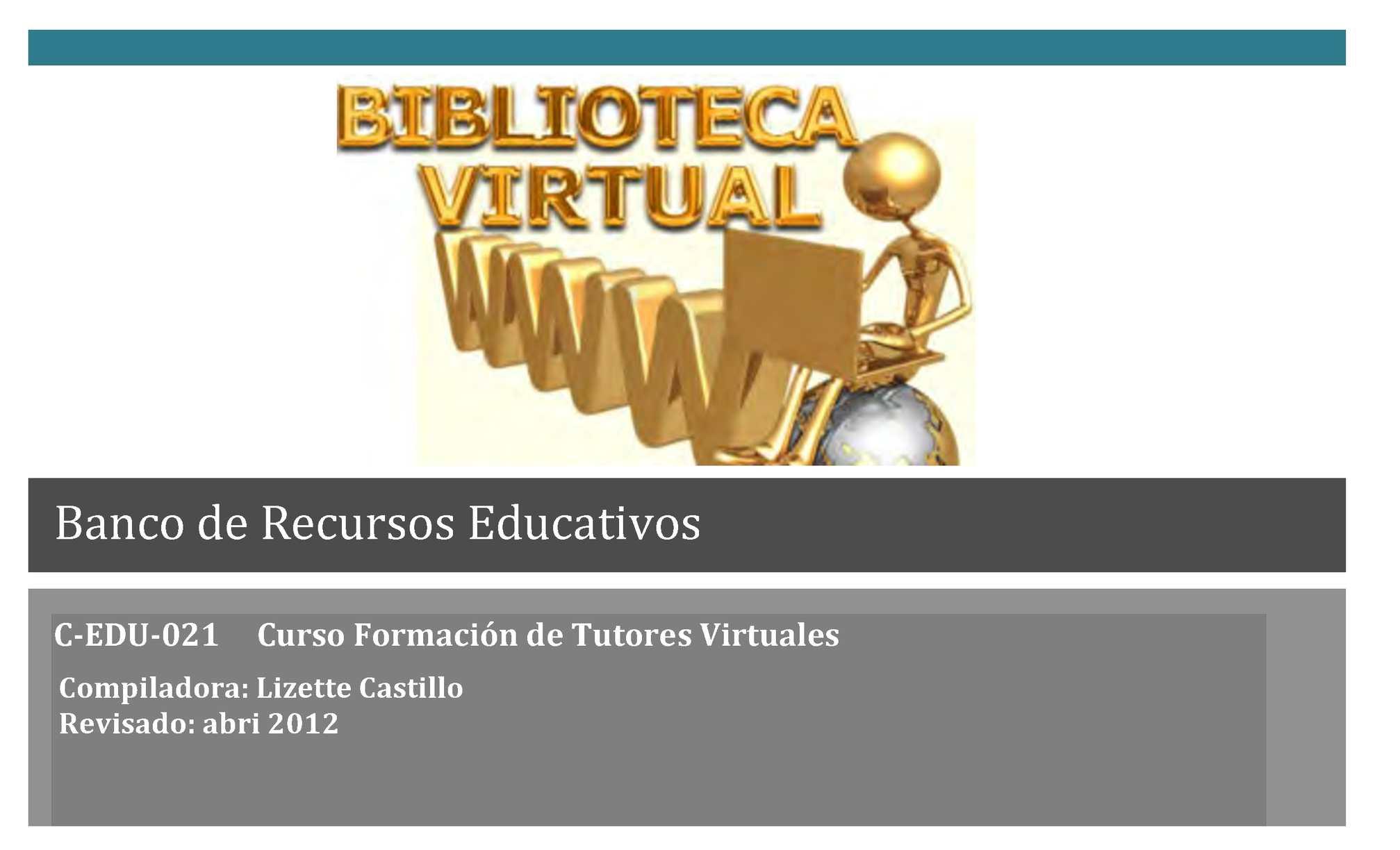 calaméo banco de recursos educativos cci abril 2012