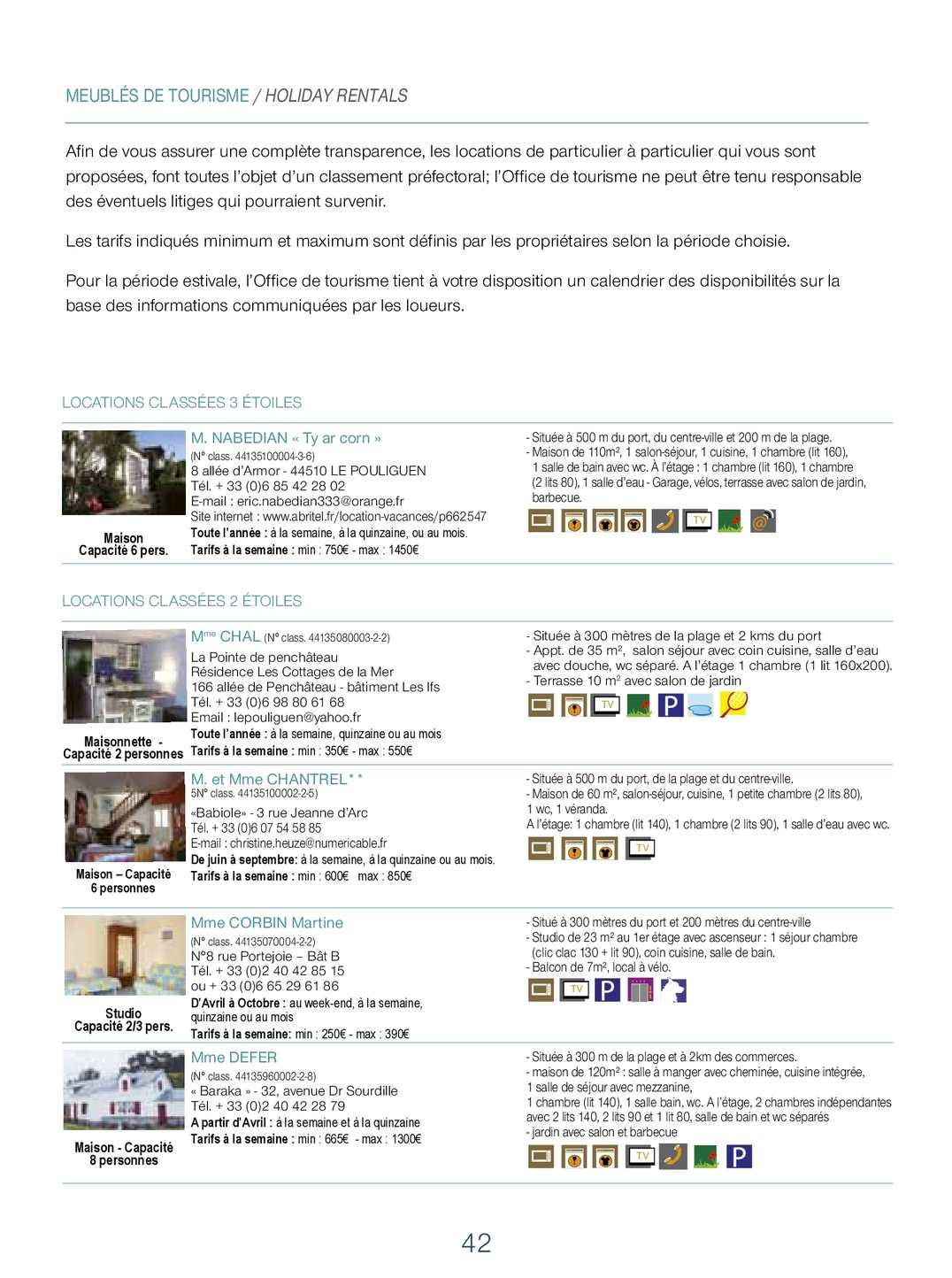 Guide Touristique 2012 Du Pouliguen Calameo Downloader