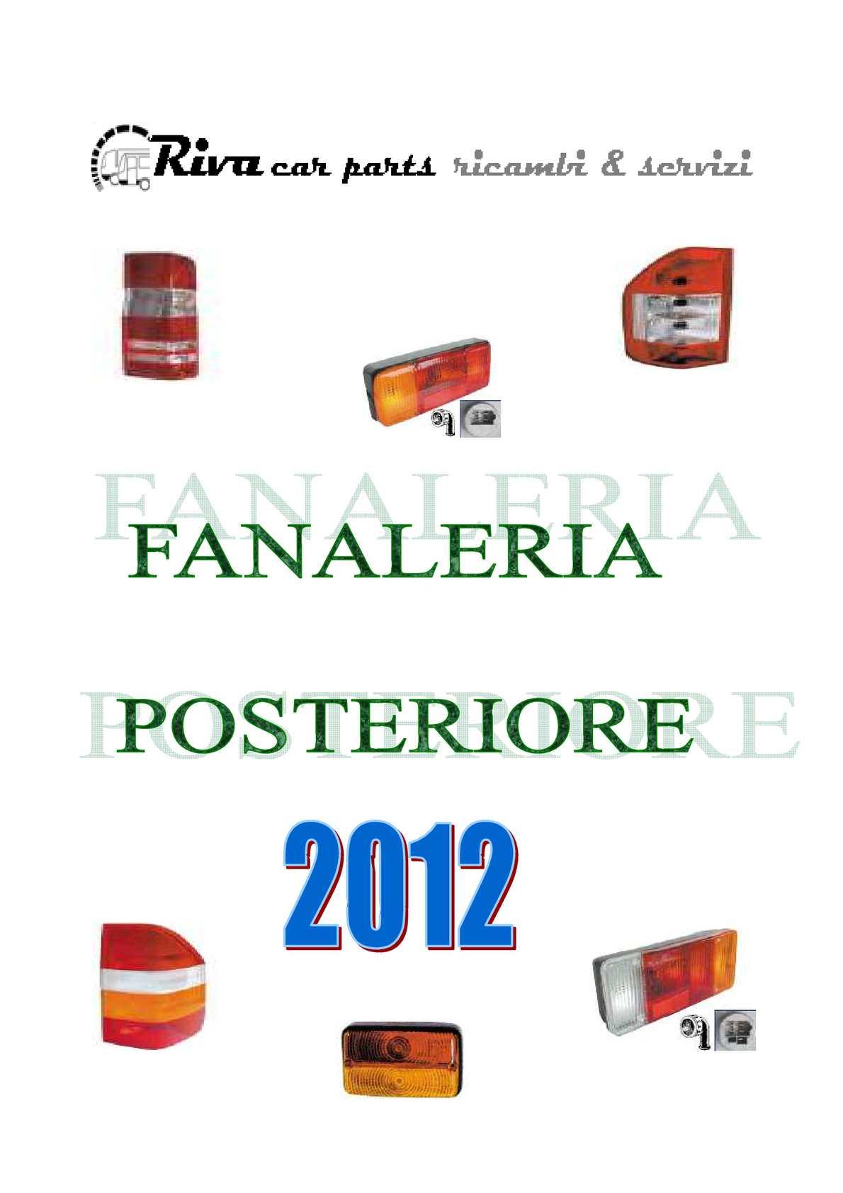 MERCEDES ATEGO 98 ARANCIO DX FANALE LAT