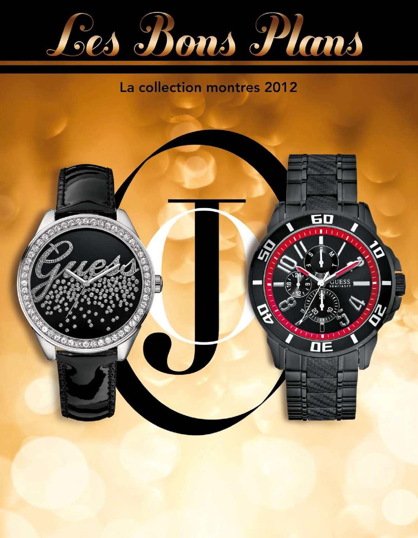 Catalogue Montres Décembre 2011