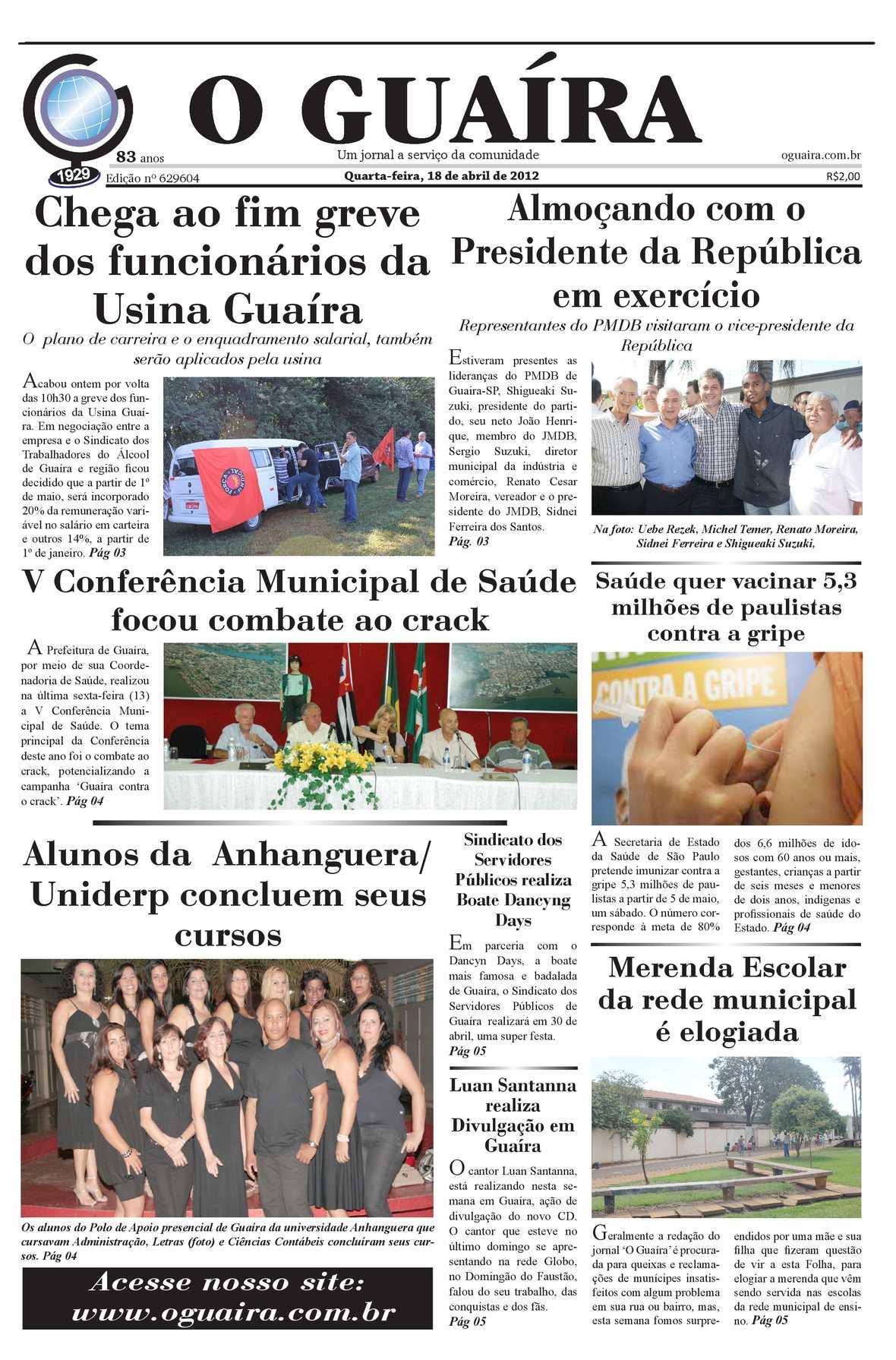 538fa331c083d Calaméo - jornal o guaira 18 04 2012