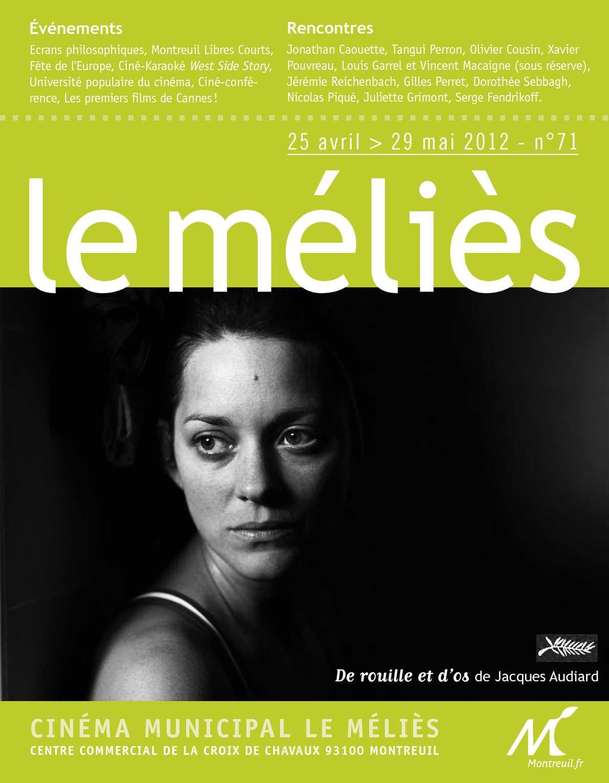 rencontres jacques brel 2012