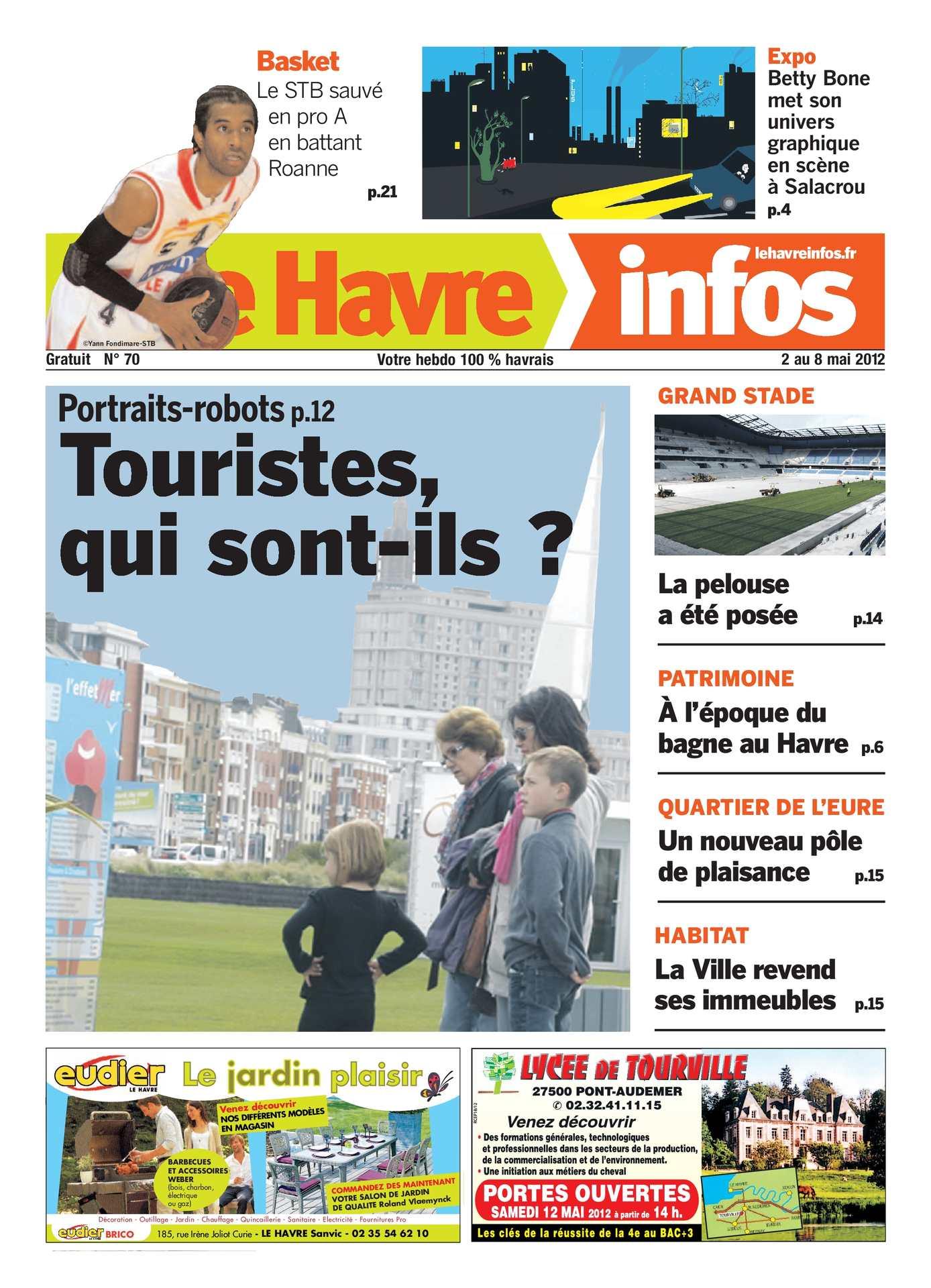 Jardin Ouvrier Le Havre calaméo - le havre infos n°70