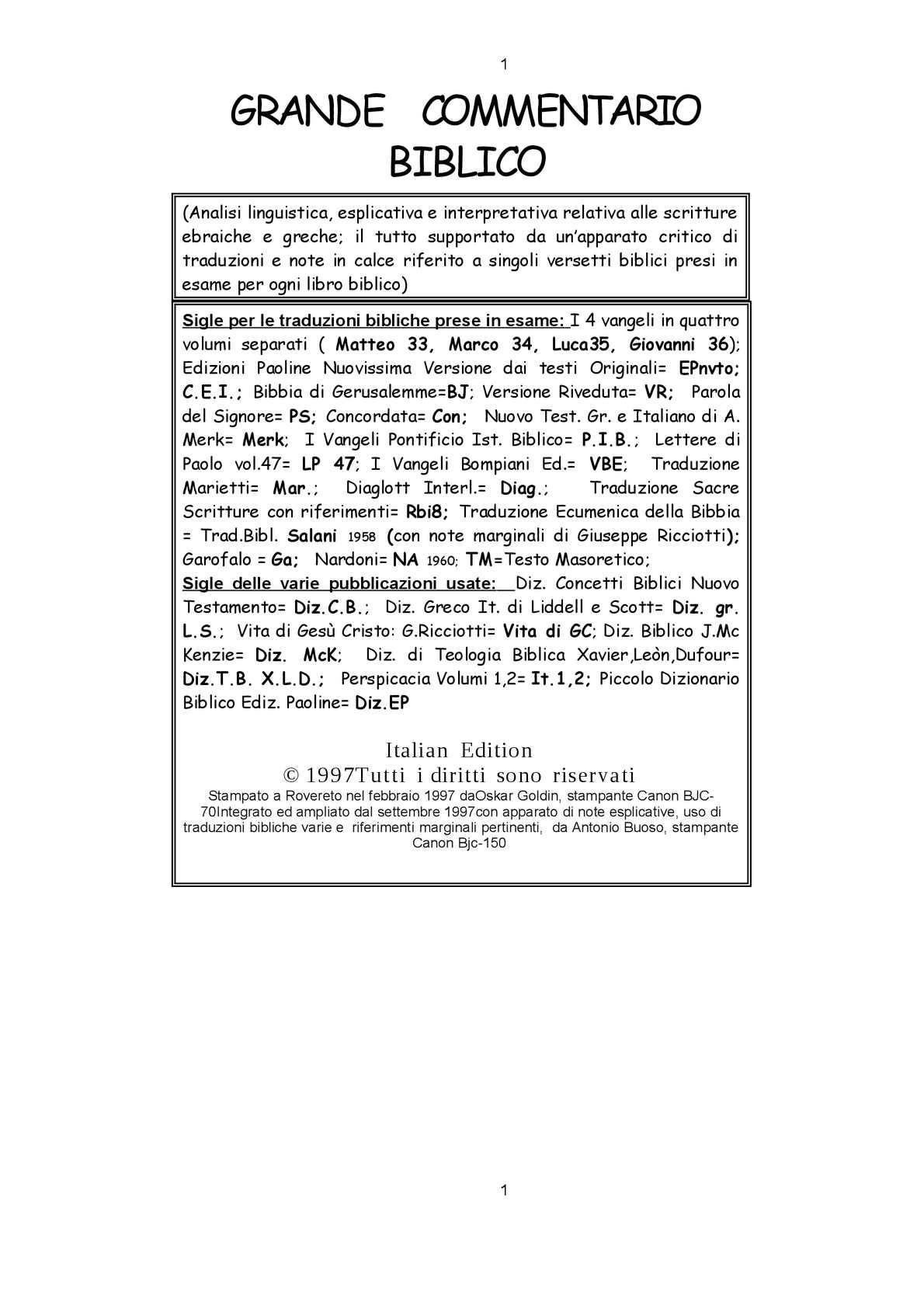 Allontanare Lucertole Dal Terrazzo calaméo - prima parte del commentario biblico da genesi a ester