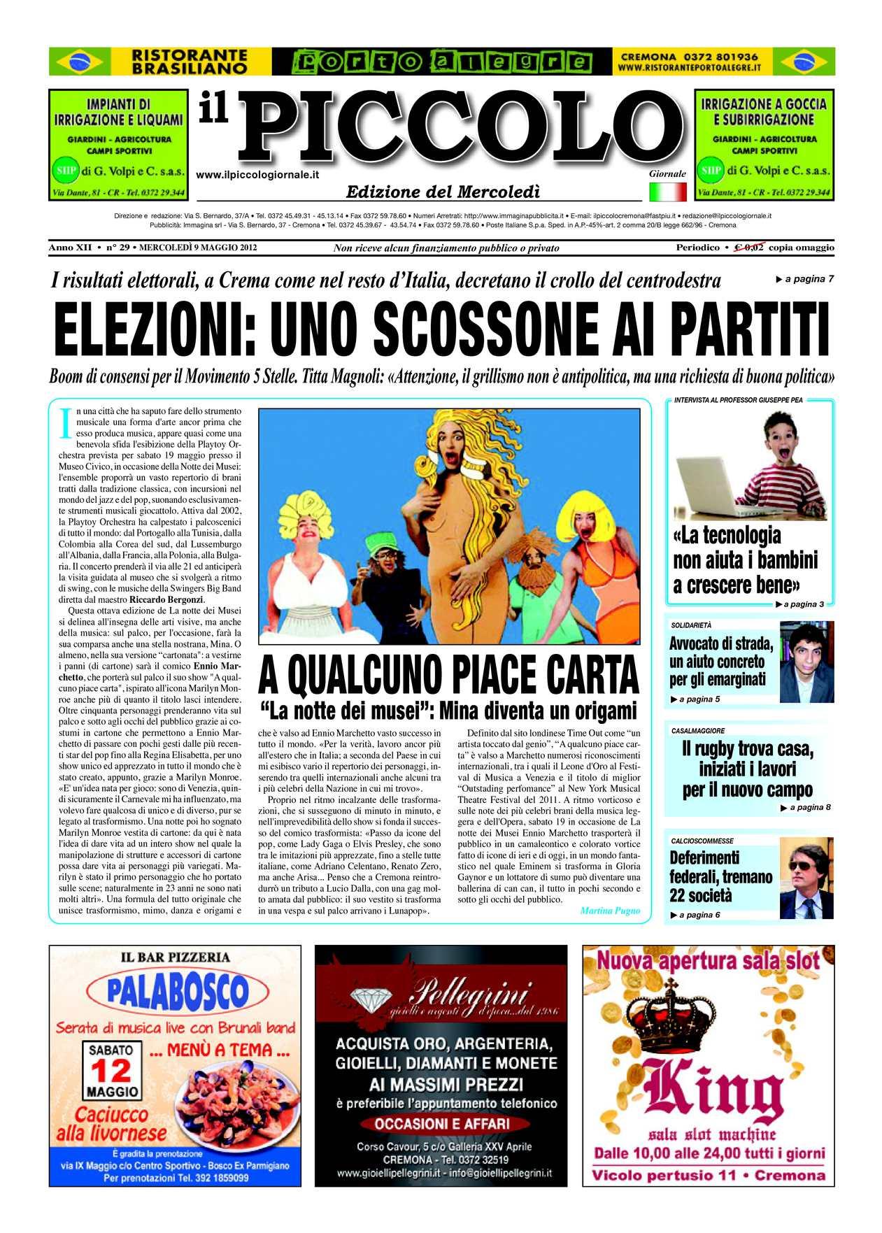 Calaméo - Il Piccolo Giornale di Cremona 63a880259c8