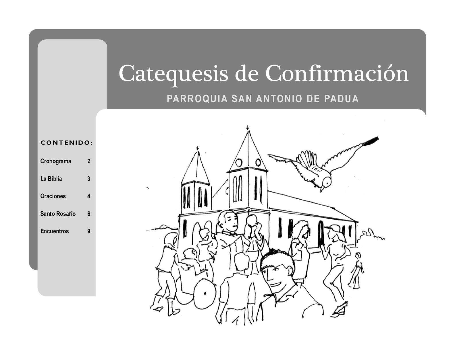 Calaméo - Libro de Trabajo, Catequesis de Confirmación