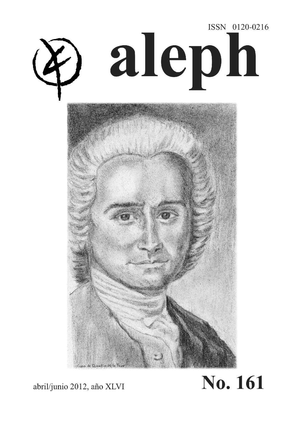 Calaméo Revista Aleph No 161 Abril Junio 2012 Jean