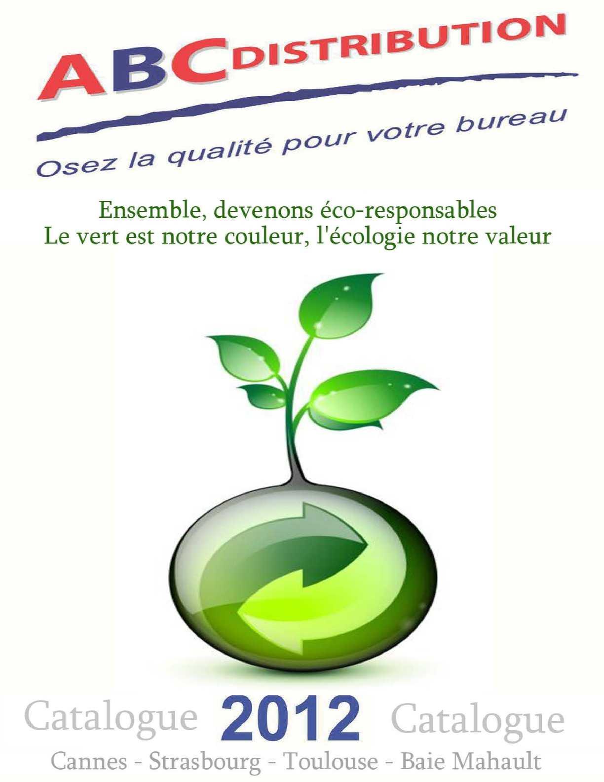 Abc 2012 Des DistributionSpécialiste Catalogue Calaméo jqL4R35A