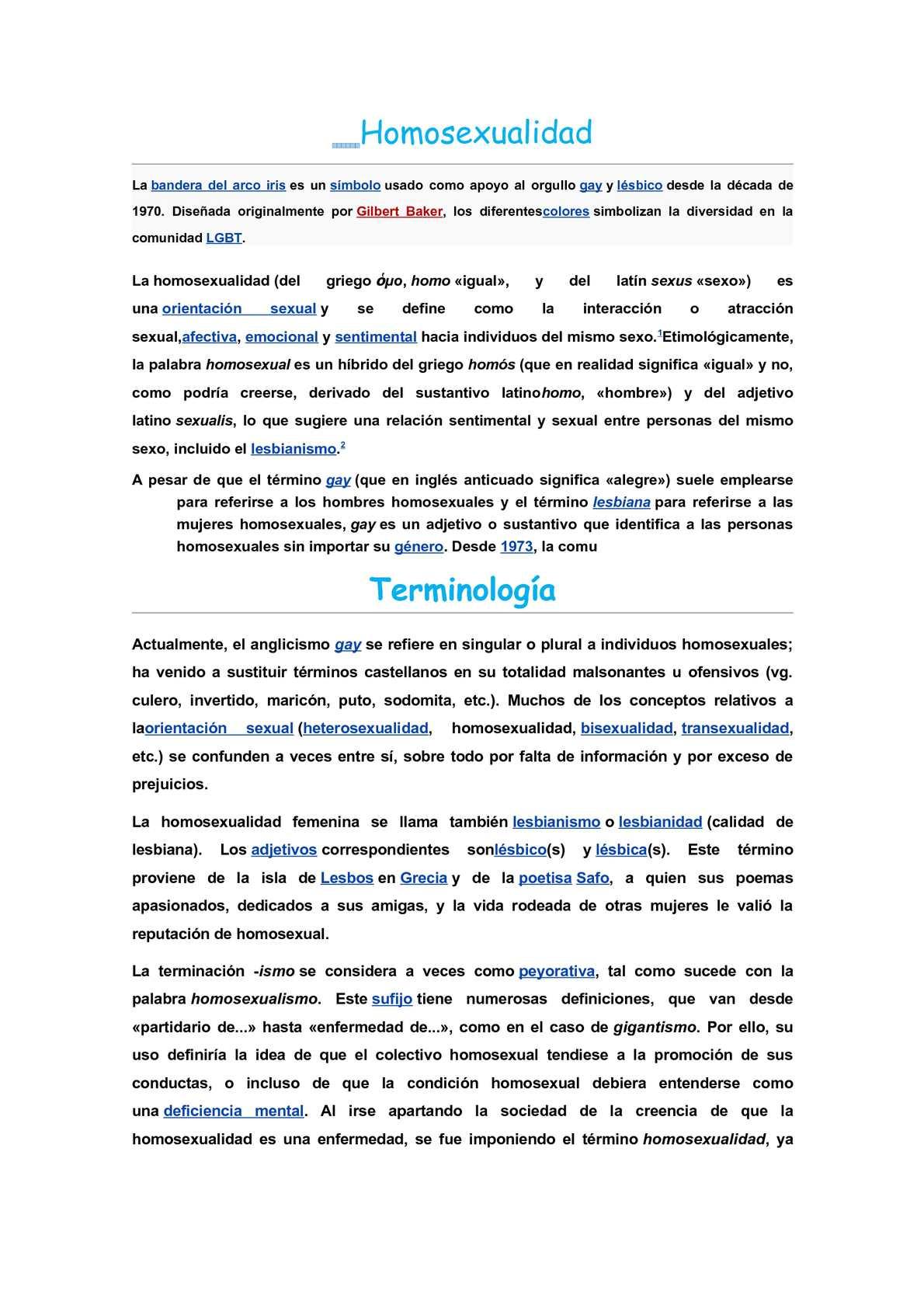 Bisexual definicion etimologica