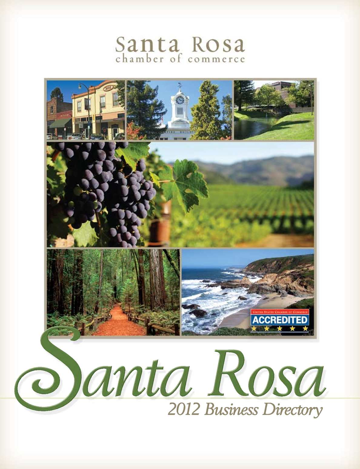 Calaméo - Santa Rosa Chamber of Commerce Business Directory