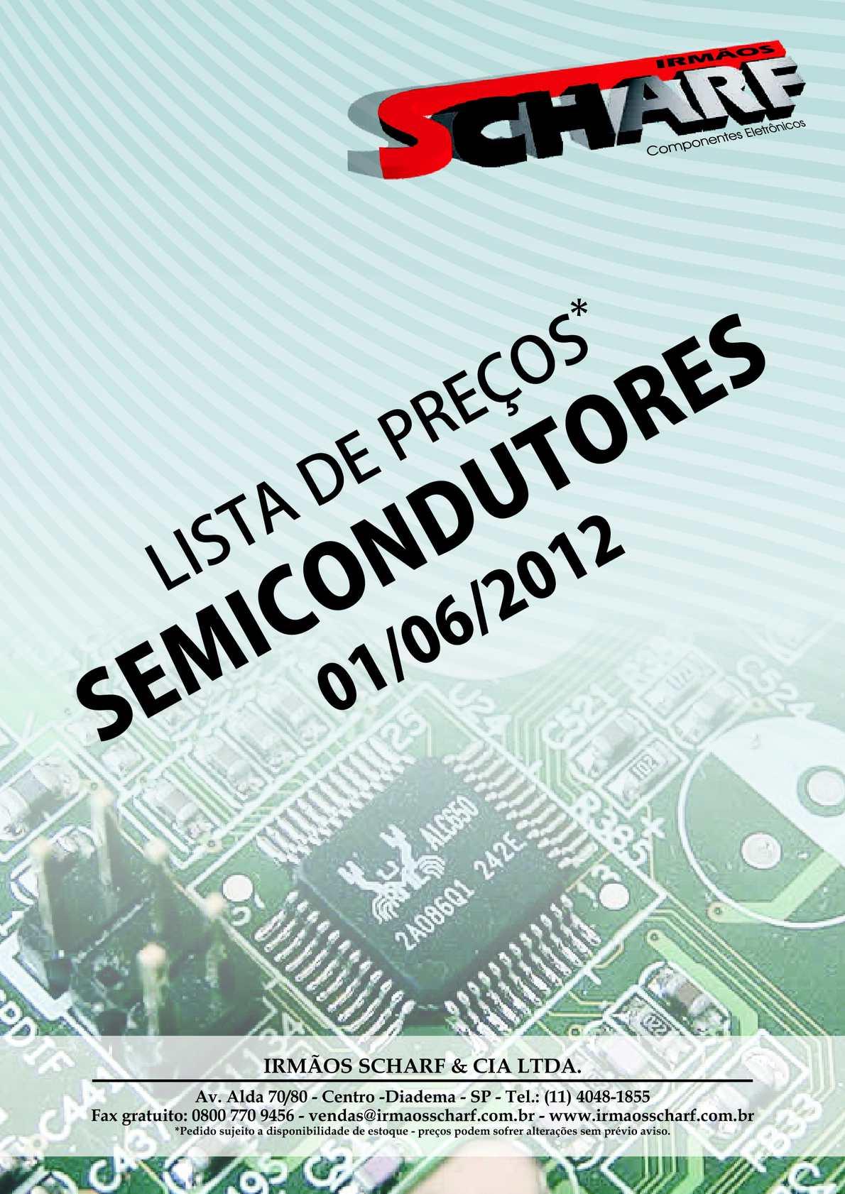 Calaméo - Catálogo Semiconutores