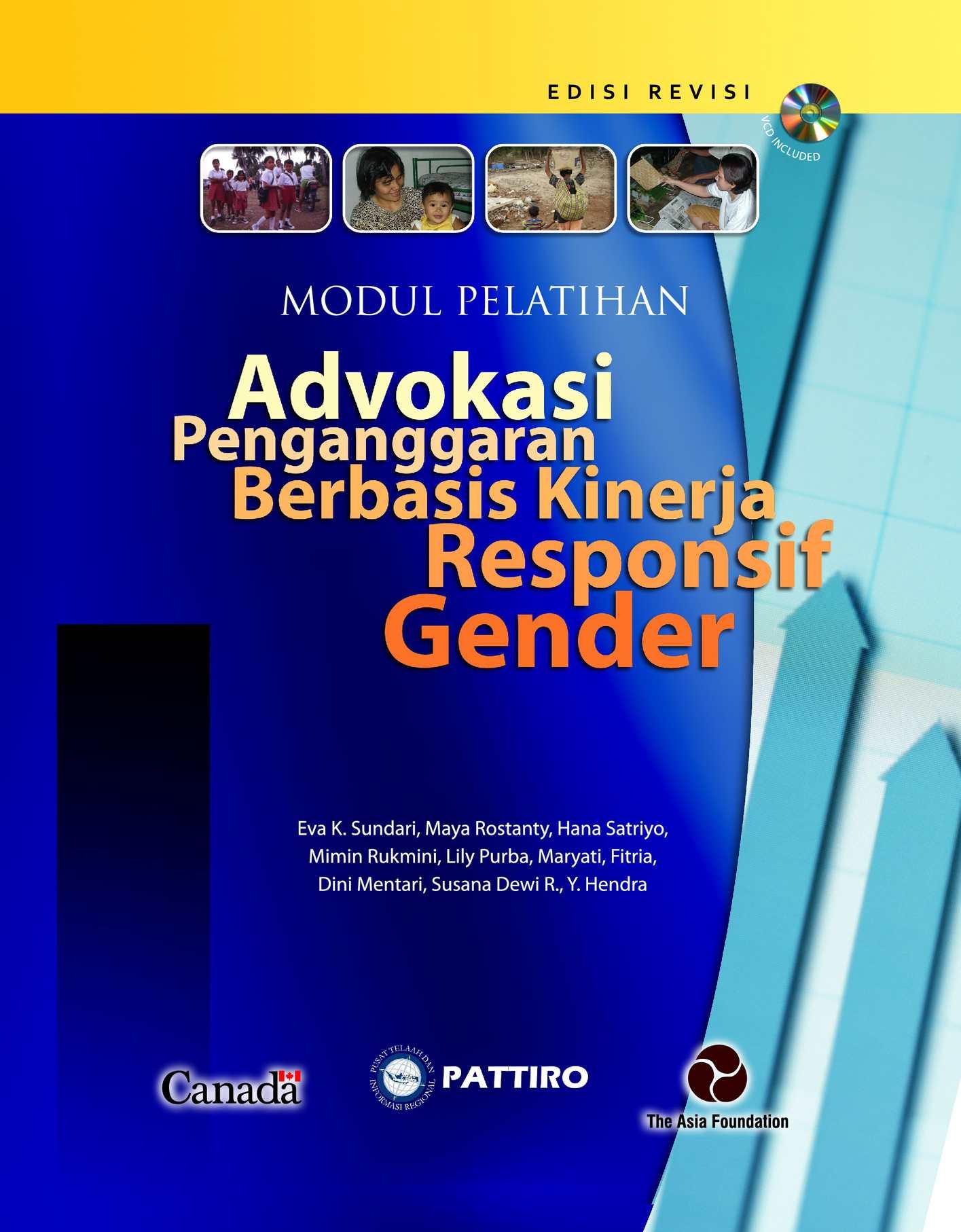 Calameo Modul Pelatihan Advokasi Penganggaran Berbasis Gender