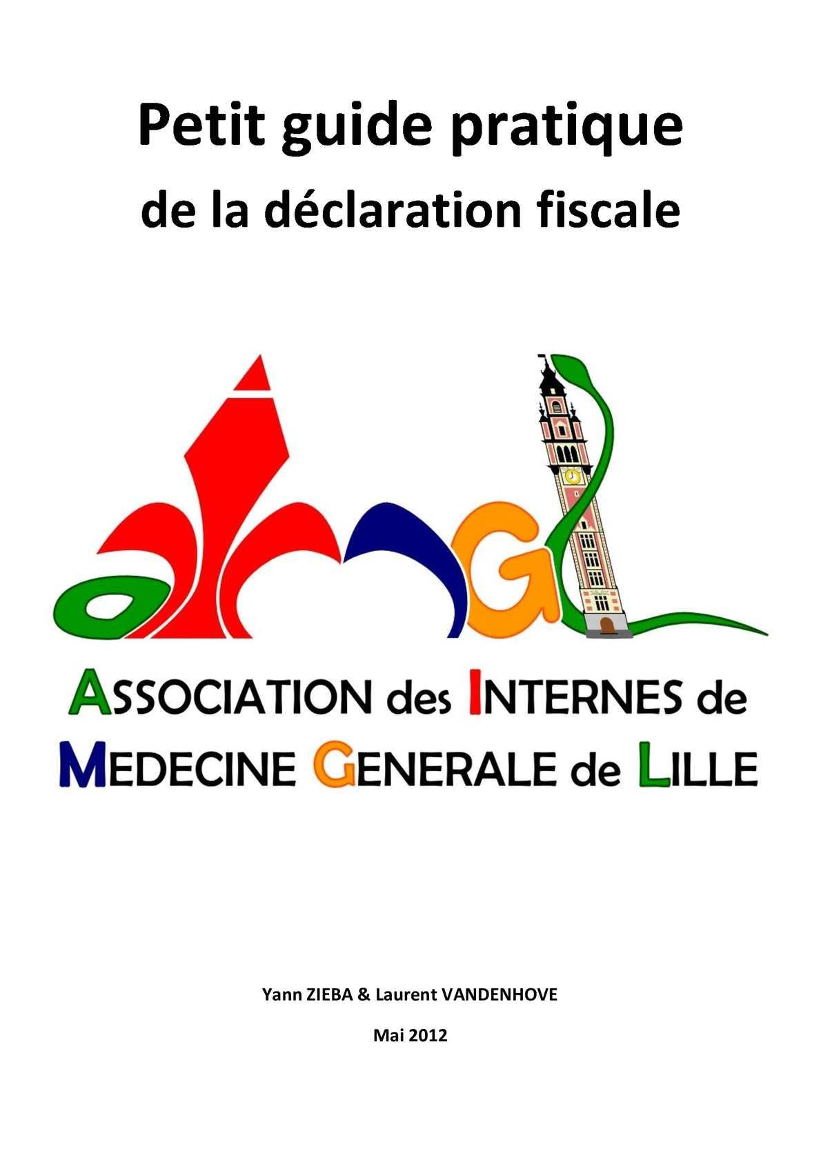 Calameo Petit Guide 2012 De La Declaration Fiscale Pour Les