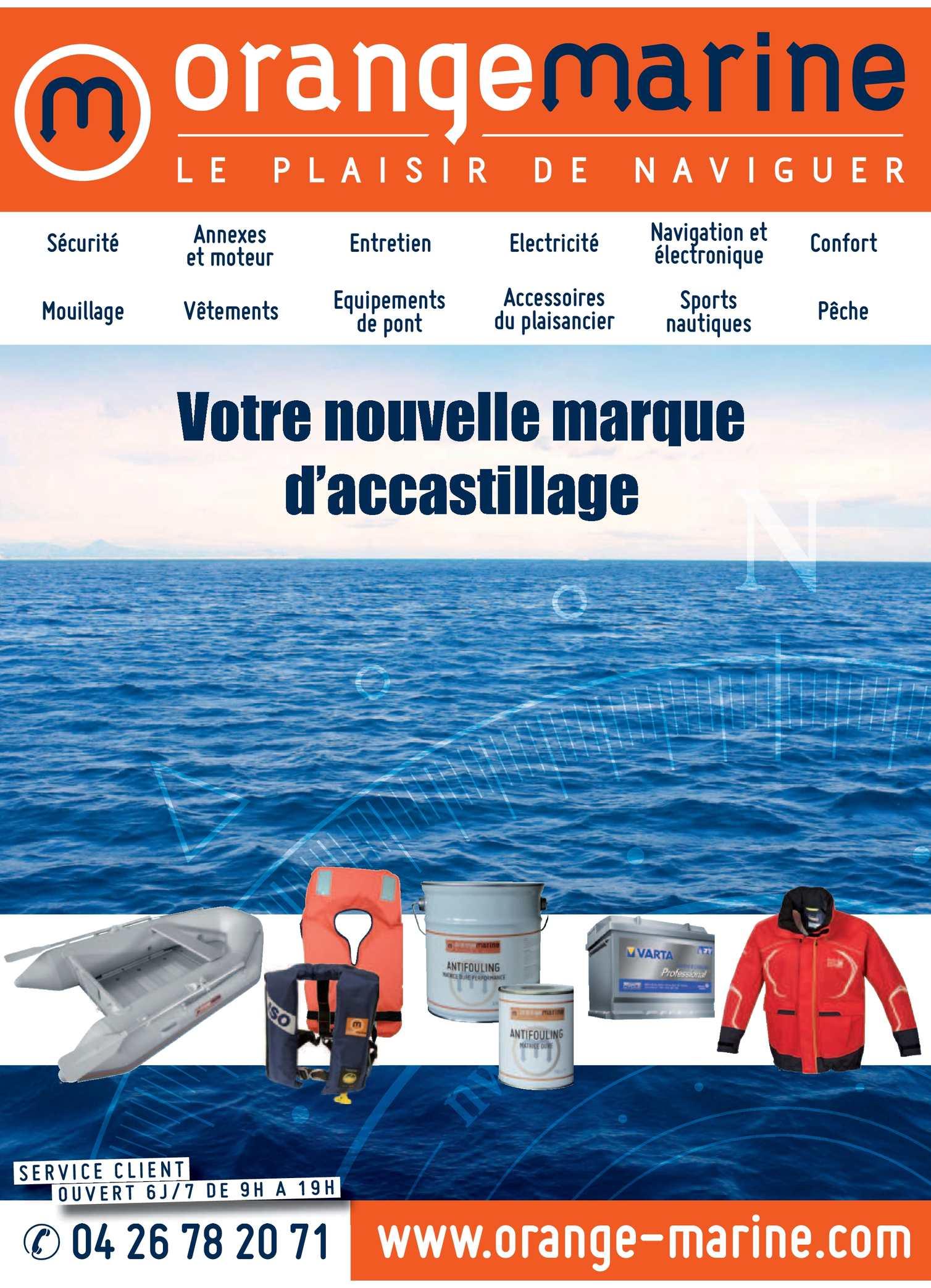 641e25c308f819 Calaméo - Catalogue Orangemarine 2012