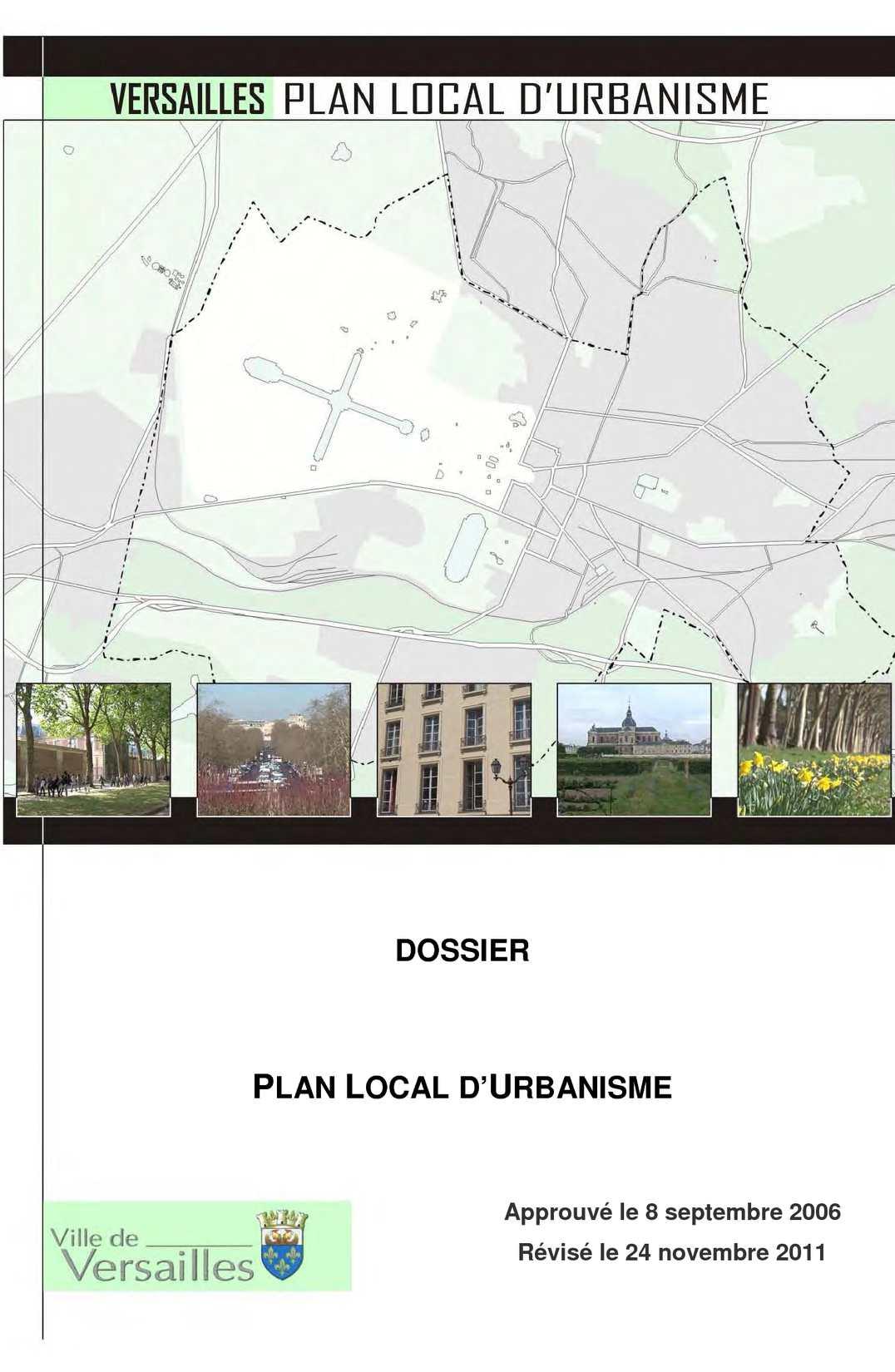 Plan Local d'Urbanisme-réglementation