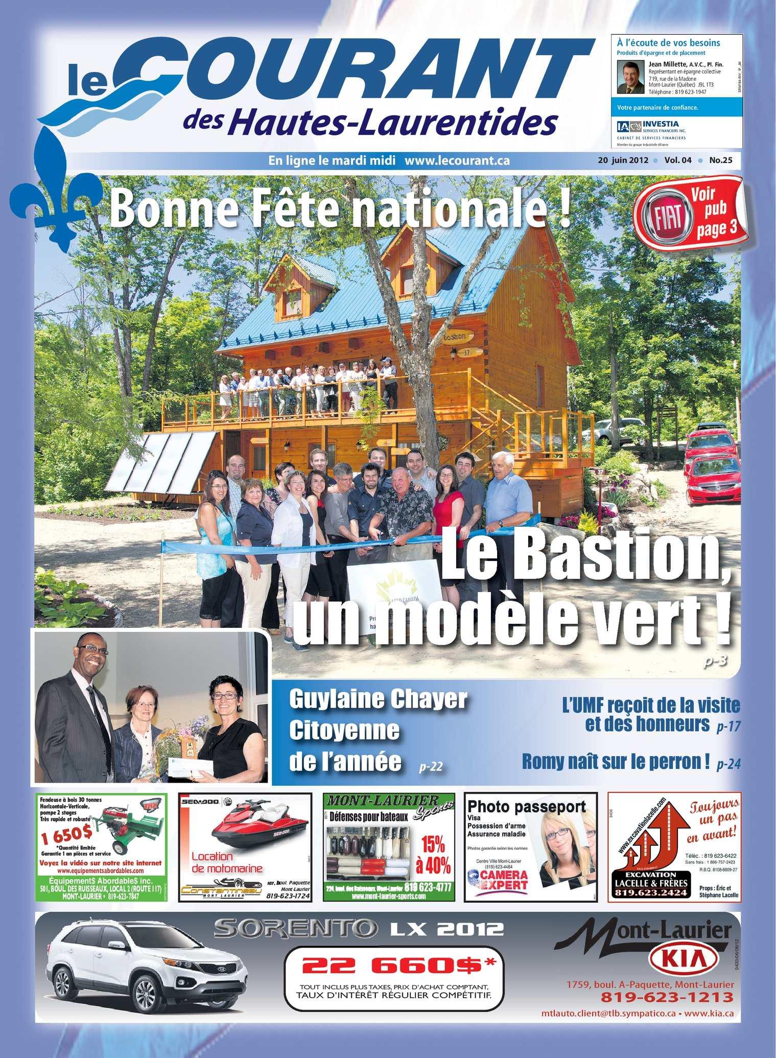 du 20 juin Calaméo Edition 2012 XuPkZiTO