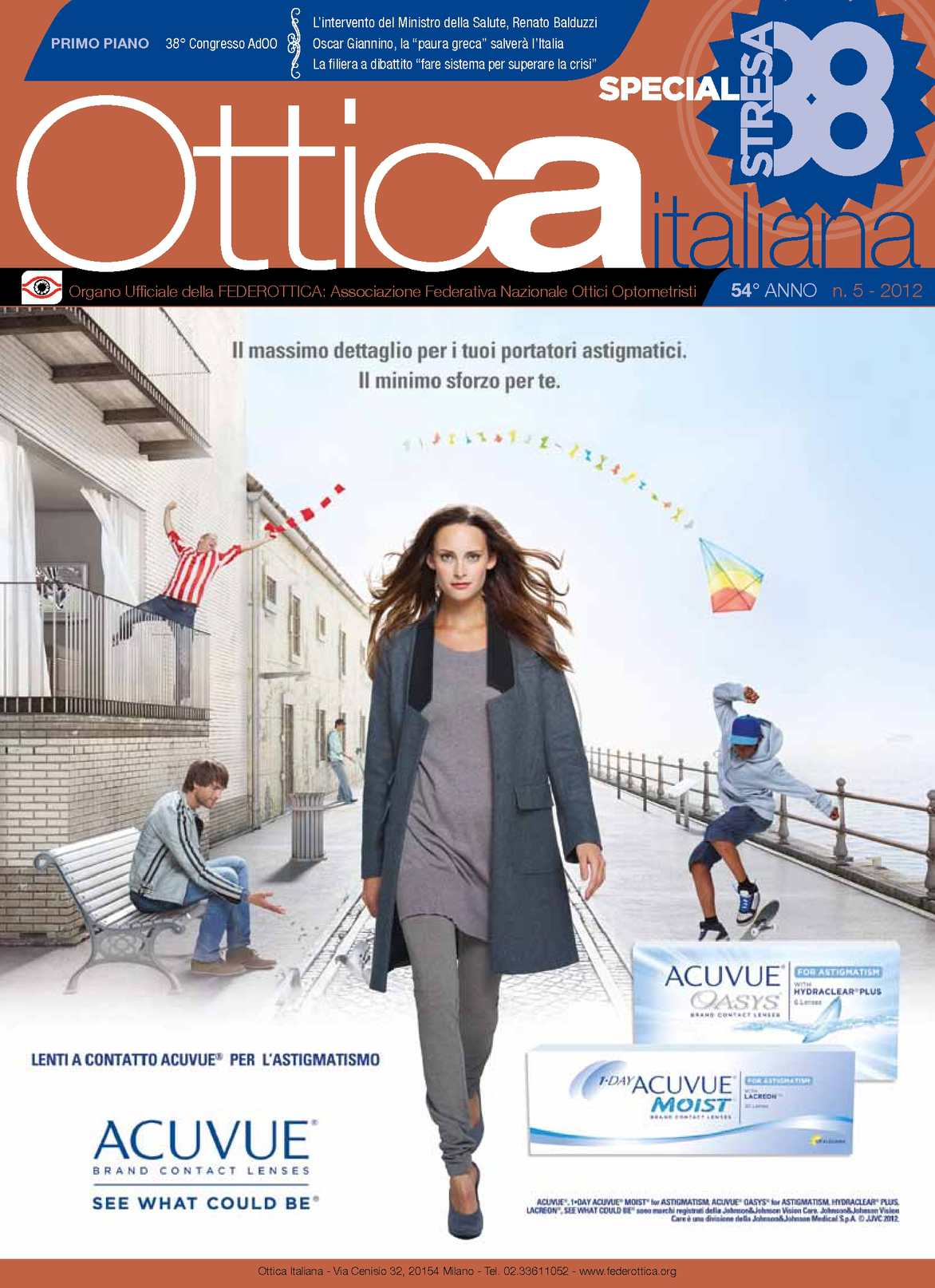 62a556100a Calaméo - Ottica Italiana - maggio 2012