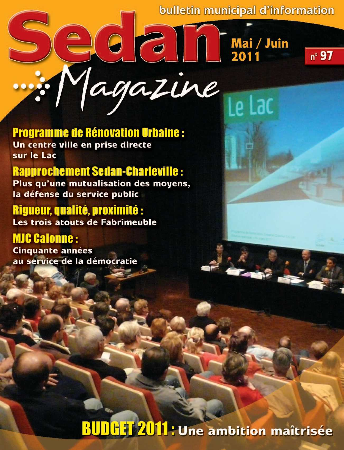 Calaméo Sedan Magazine N 97