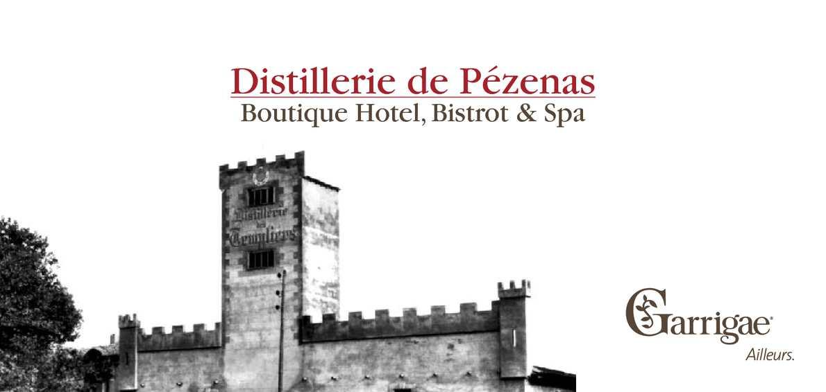 Calaméo - Distillerie de Pézenas - Garrigae Hôtels & Resorts