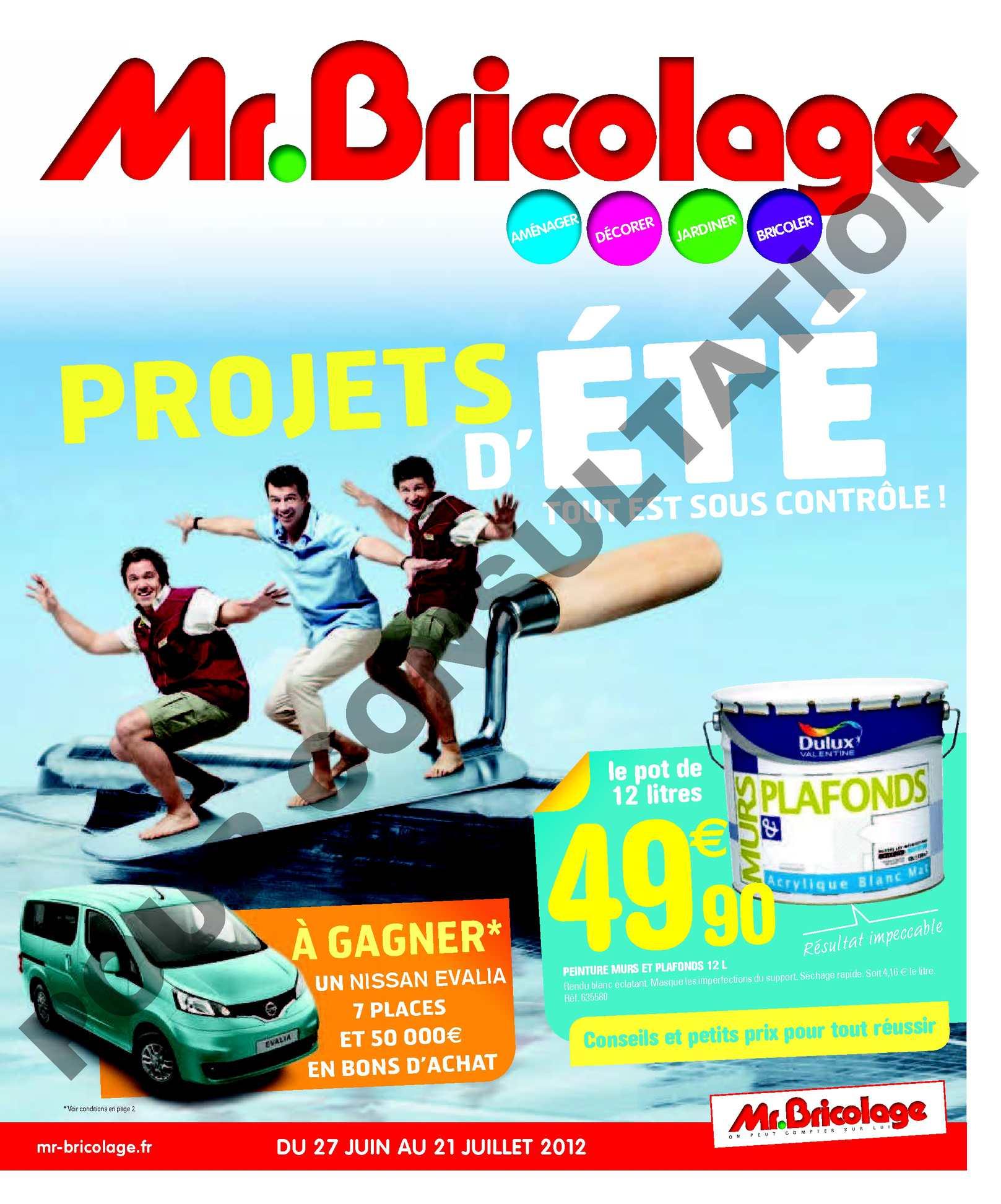 Mr 2012 Calaméo BRICOLAGE été Catalogue ZOkXPwiulT