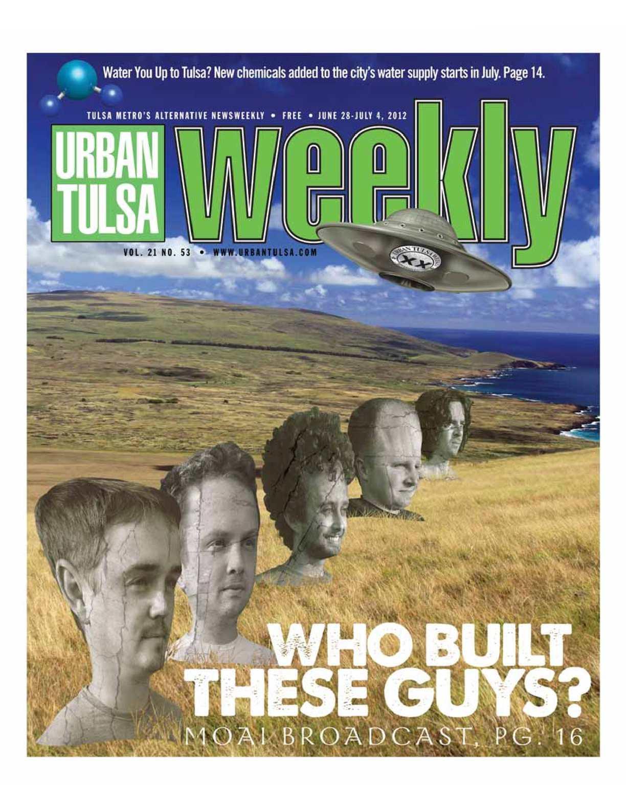 Tulsa rub tug gay