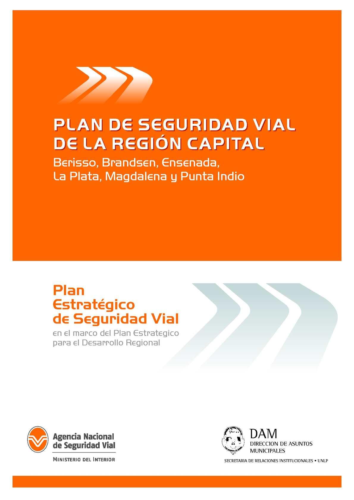 Plan Estrategico de Seguridad Vial argentina 2010.2020