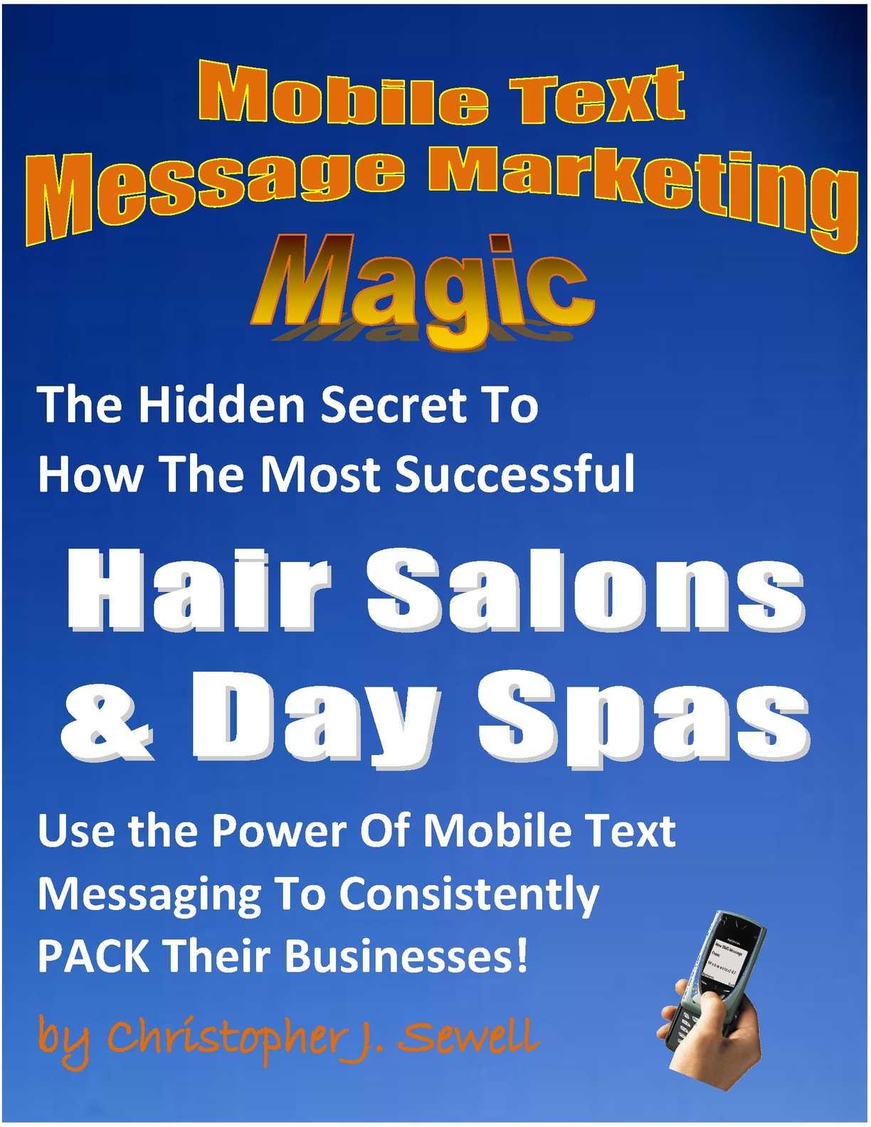 Calaméo - salon marketing ideas - how to market a spa