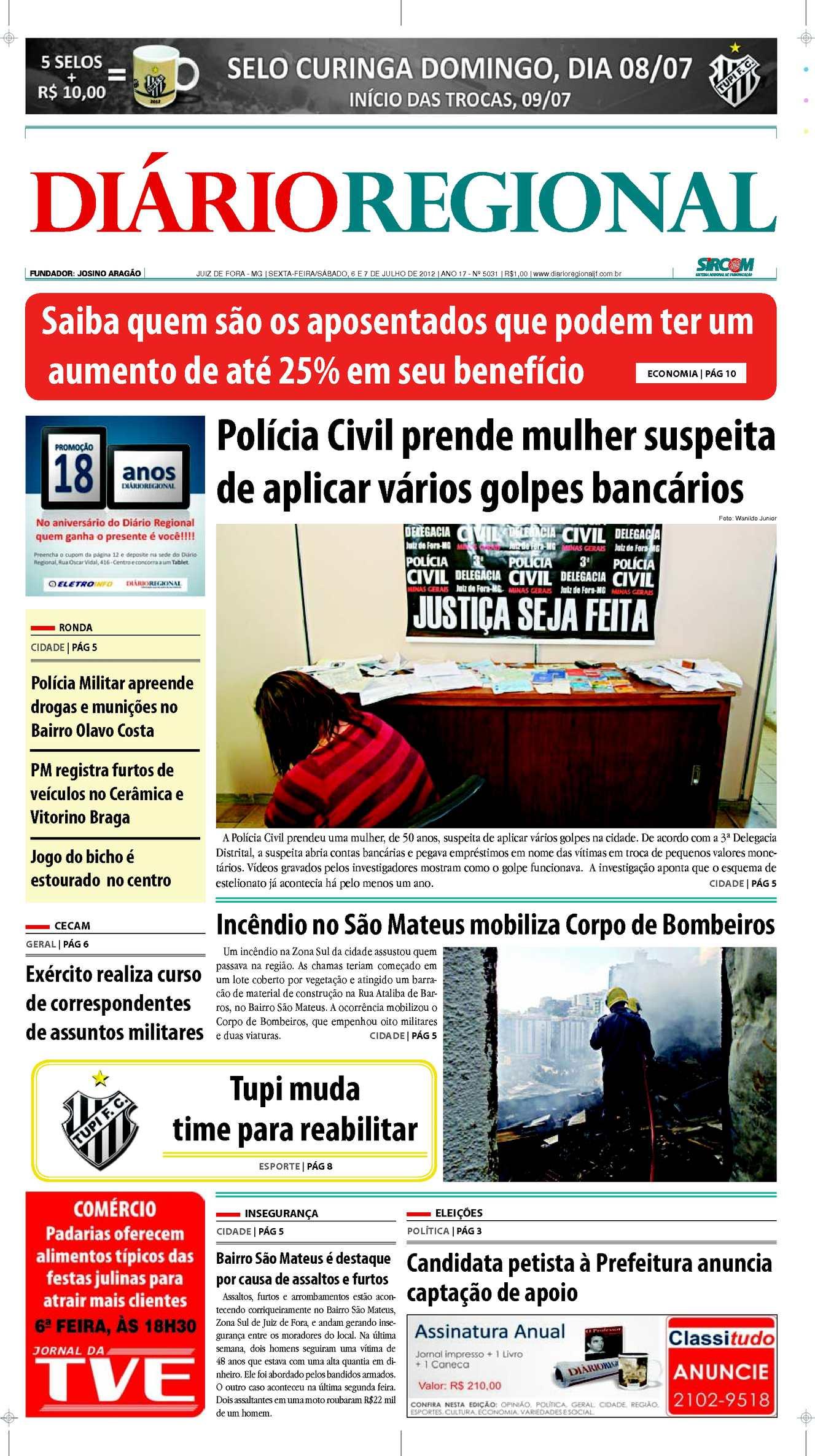 Calaméo - Edição 06 e 07 07 2012 72133fdb6e856
