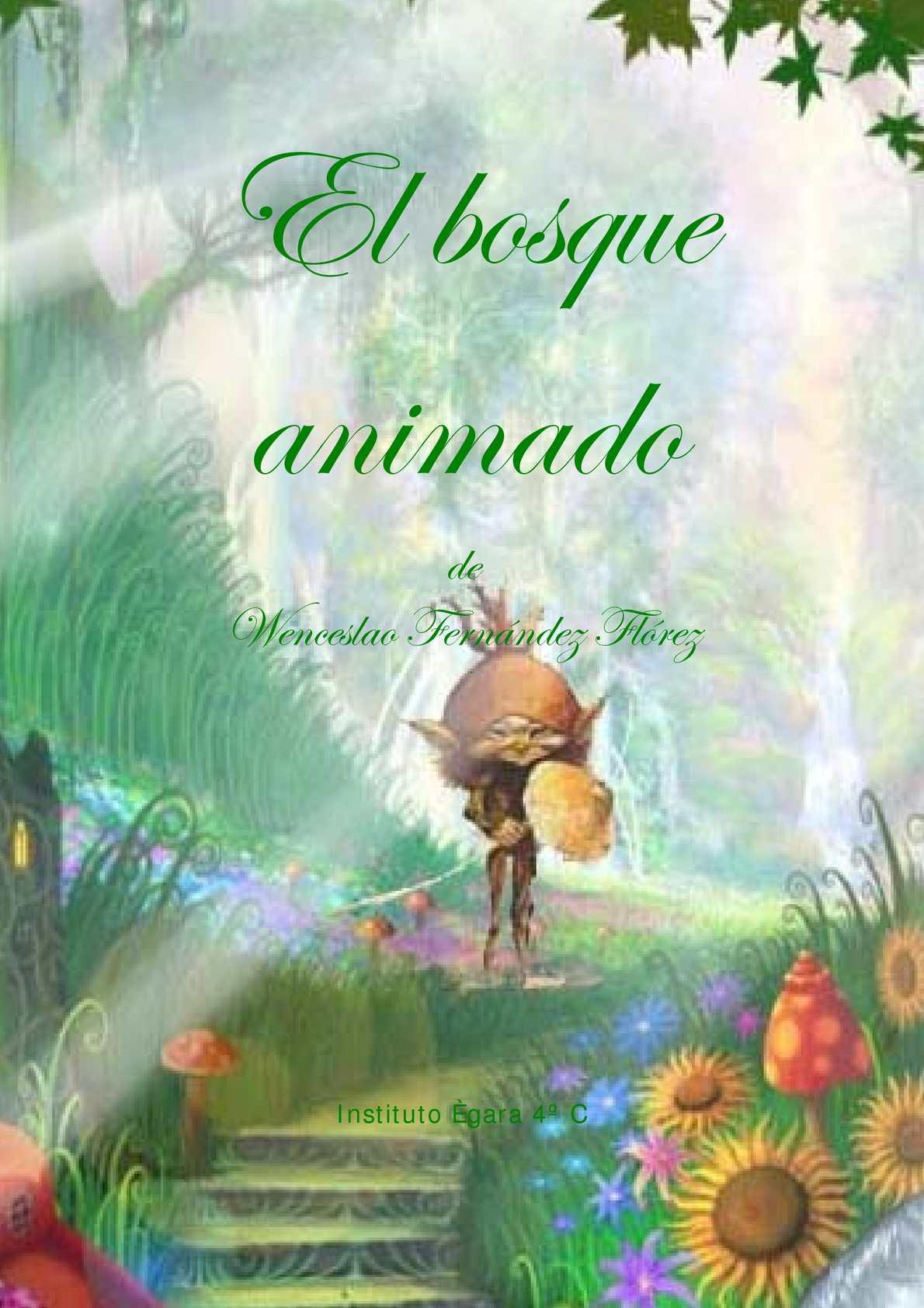 Calameo El Bosque Animado Fragmento 4eso C