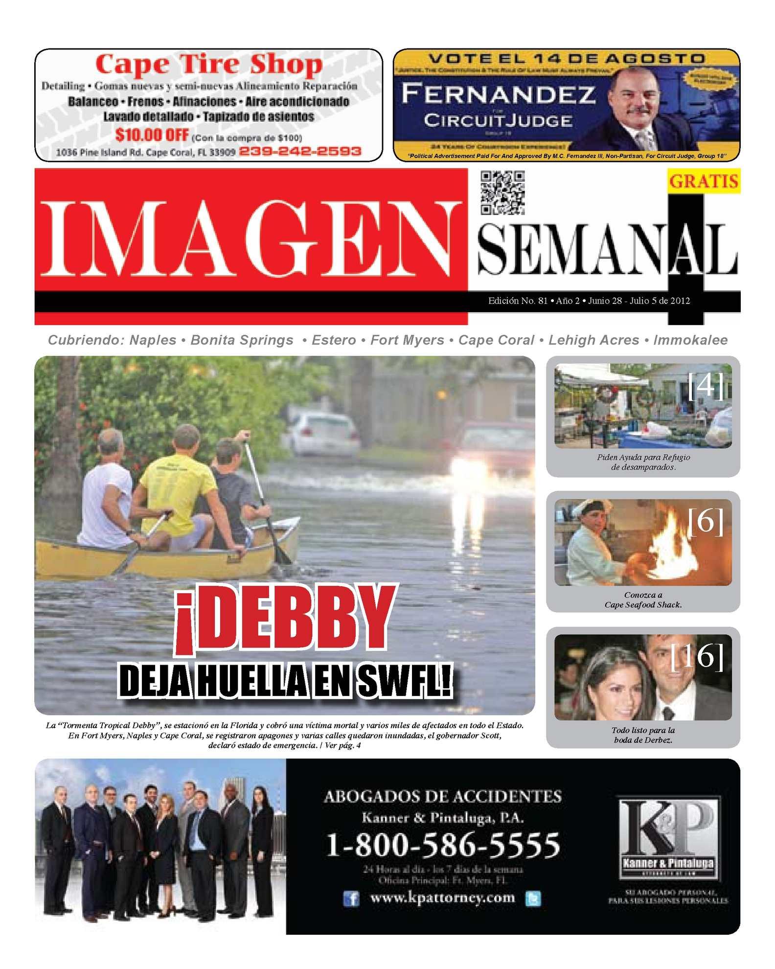 Calaméo Imagen Semanal Edicion Impresa 81