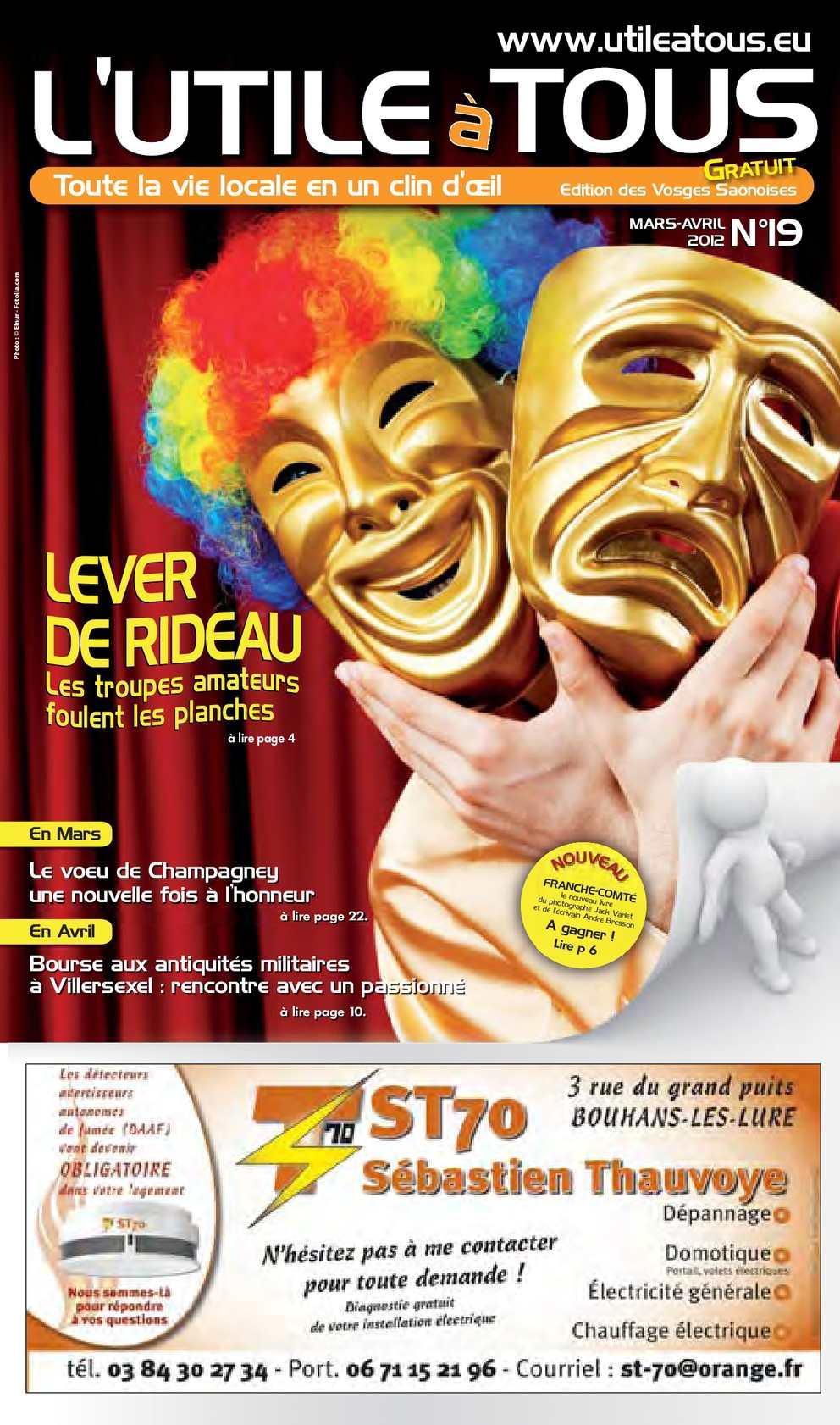 rencontres à lire 2012