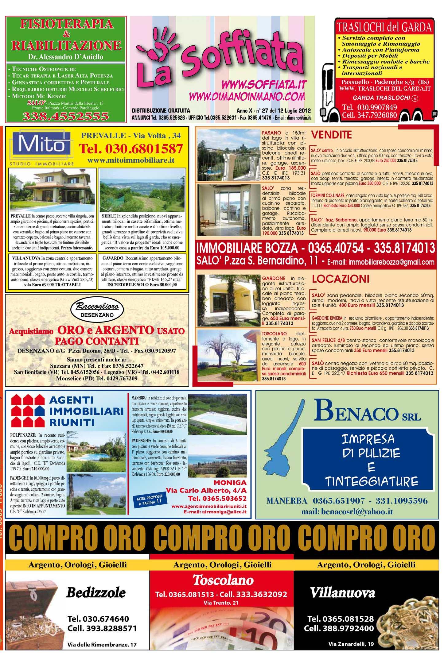 da00f0ae83 Calaméo - La Soffiata 12-07-2012