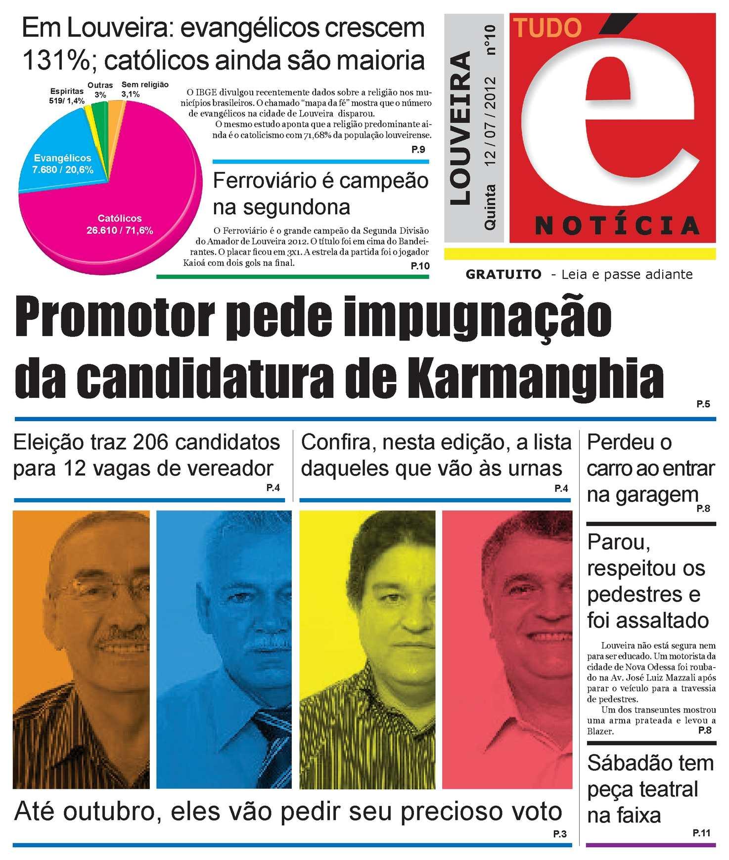 Calaméo - TUDO É NOTICIA 12 07 2012 d782bad94a