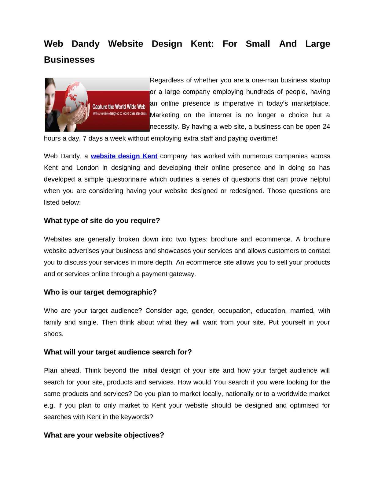 Calameo Website Design Kent