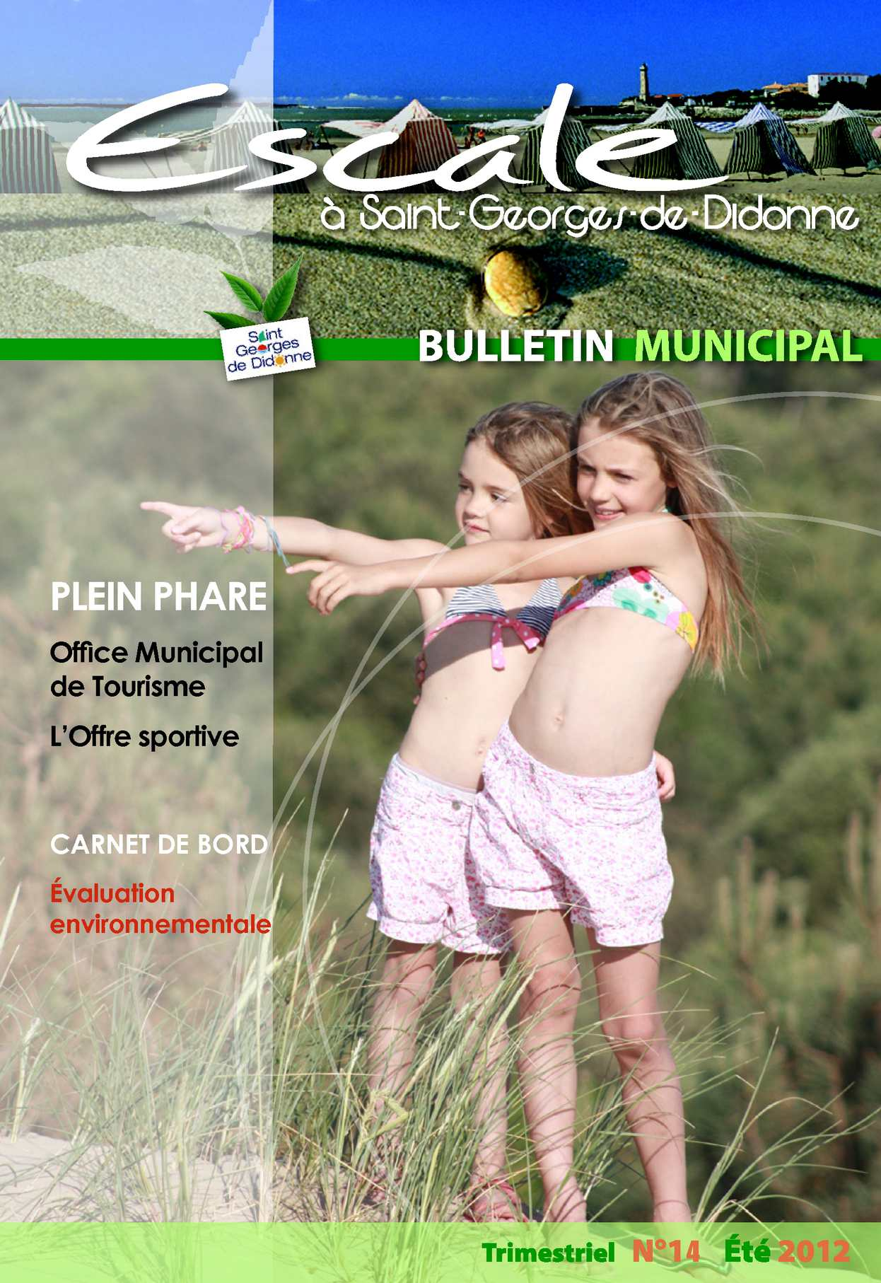 Anima Conseil Saint Georges De Didonne calaméo - bulletin municipal n°14 été 2012