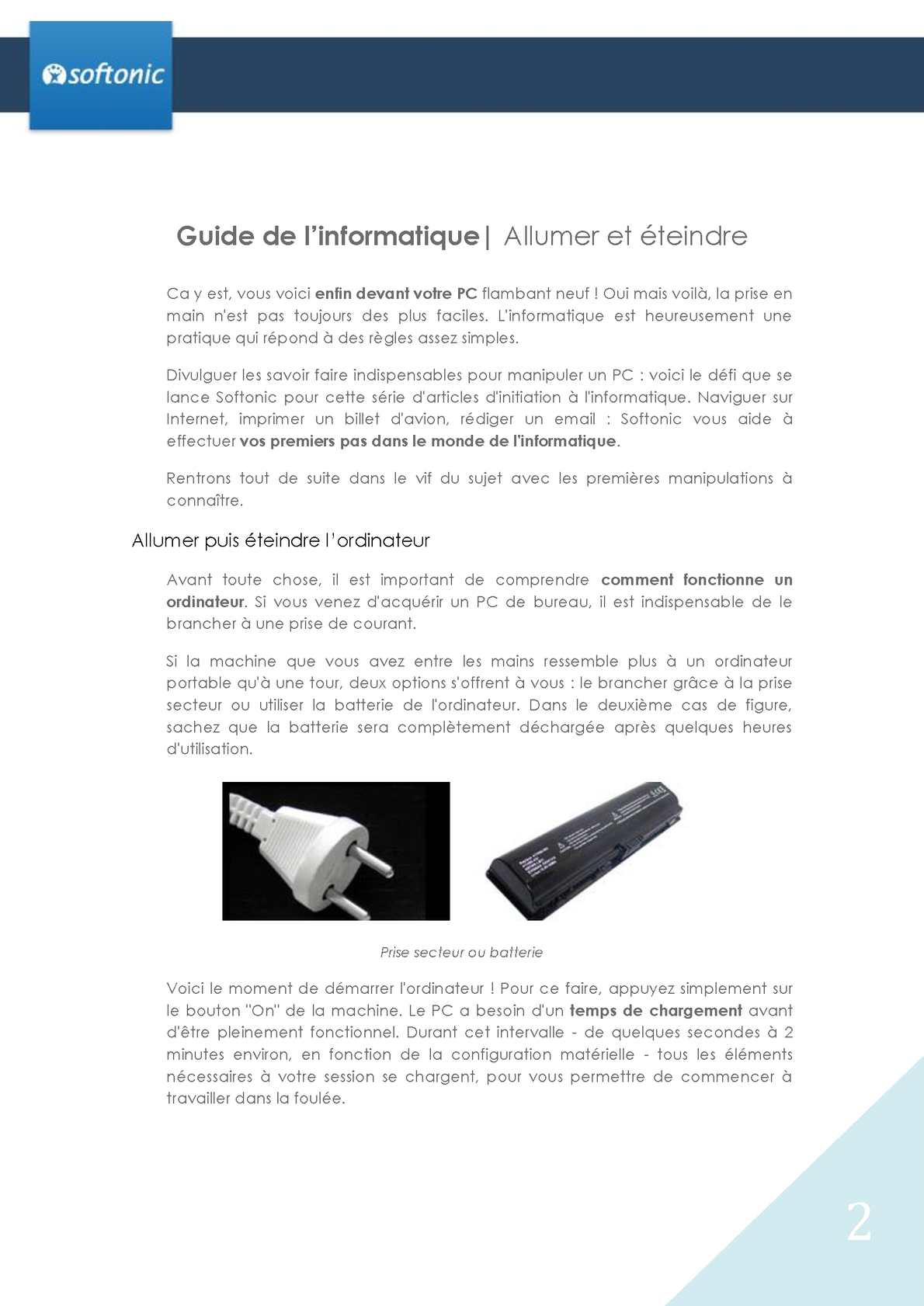 Le guide de l'informatique - CALAMEO Downloader