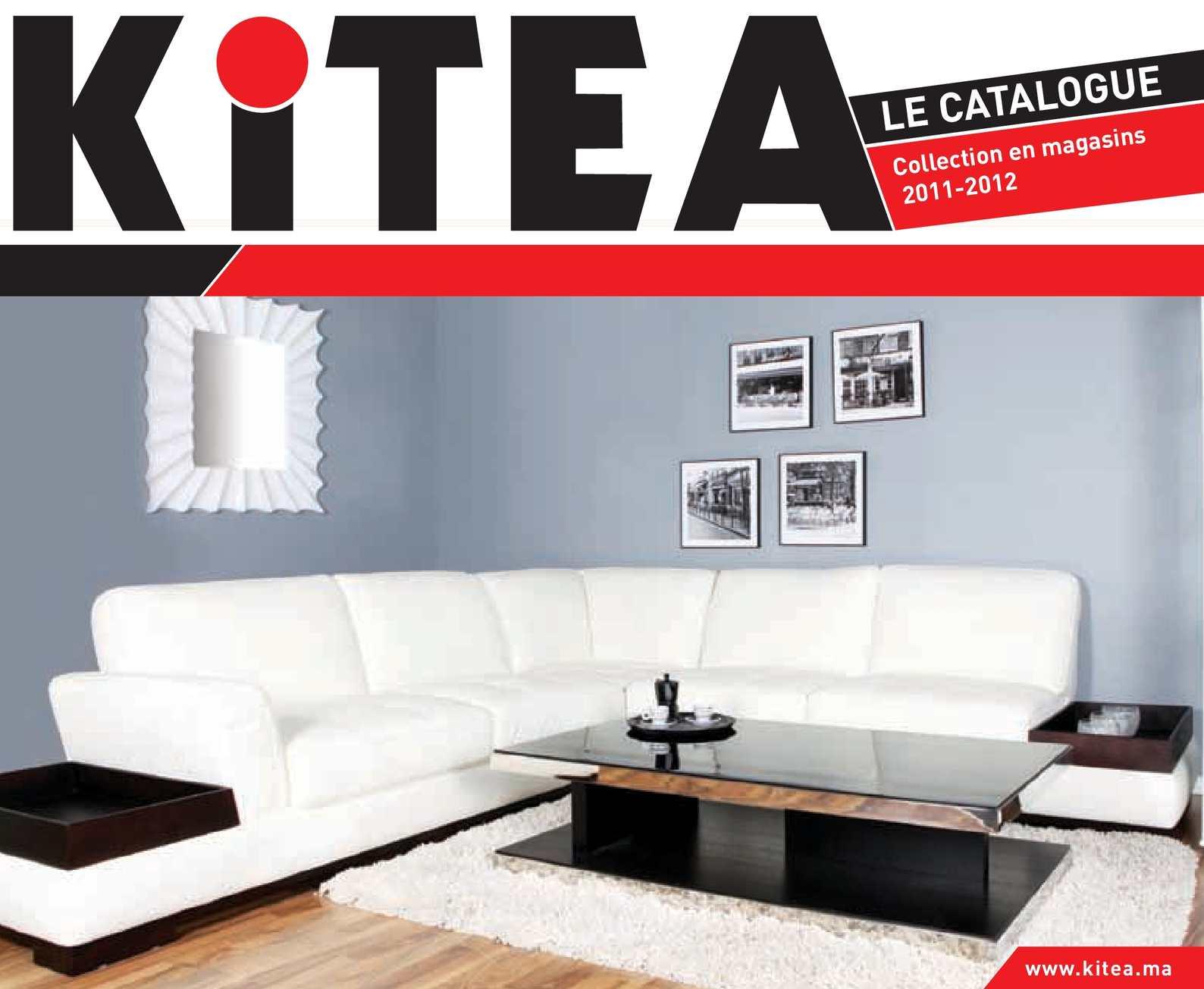 Meuble Tv Table Basse Assorti calaméo - kitéa catalogue collection 2011 - 2012