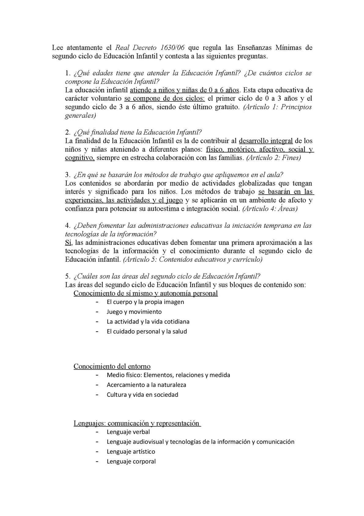 Calaméo Actividad 1 Real Decreto Tic