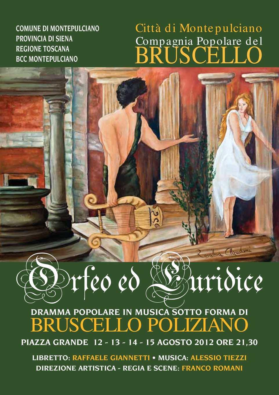 Bcc Montepulciano Nuova Sede calaméo - bruscello poliziano - catalogo 2012