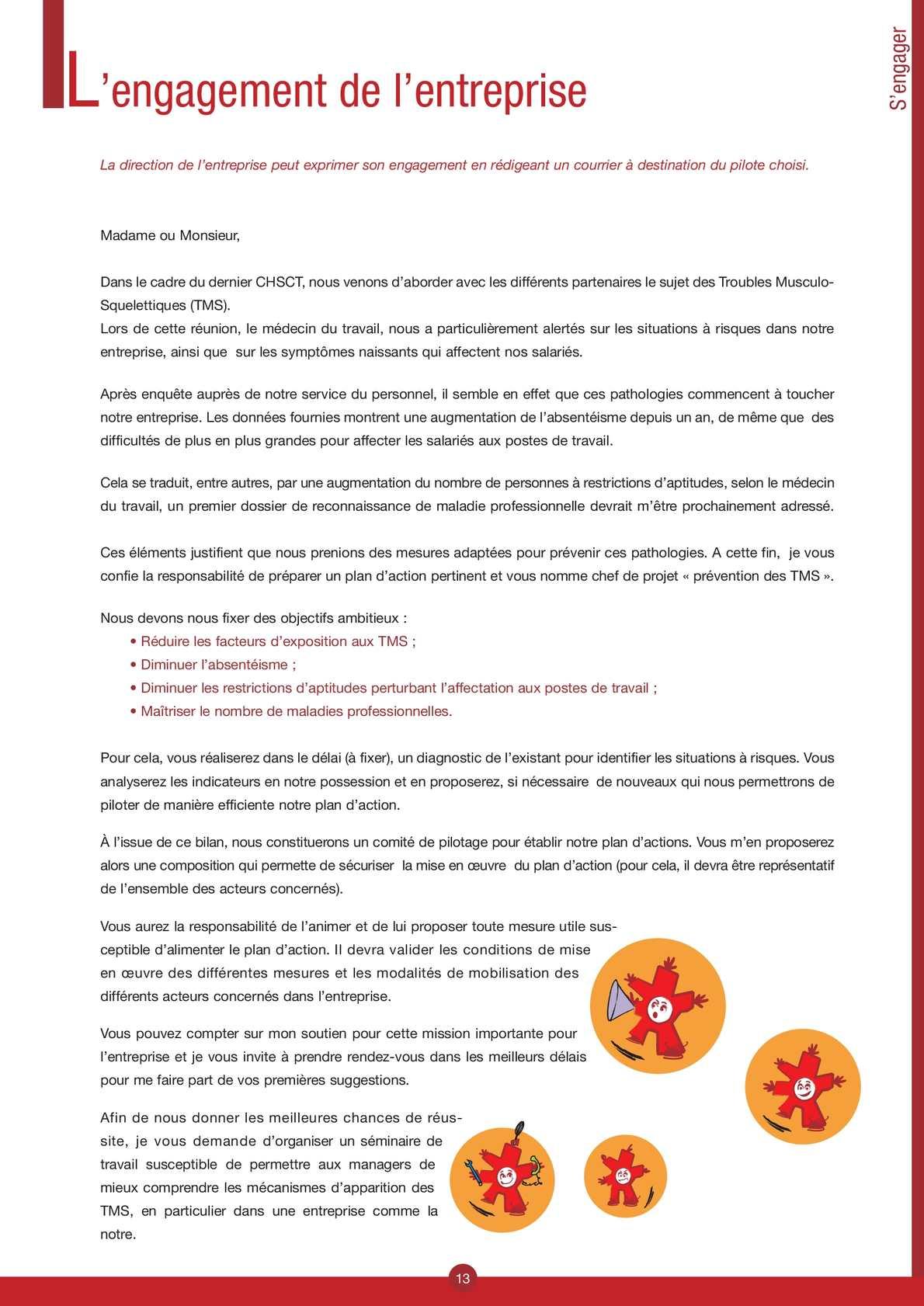 Calameo Modele Lettre De Mission Tms Exemple Lettre Type