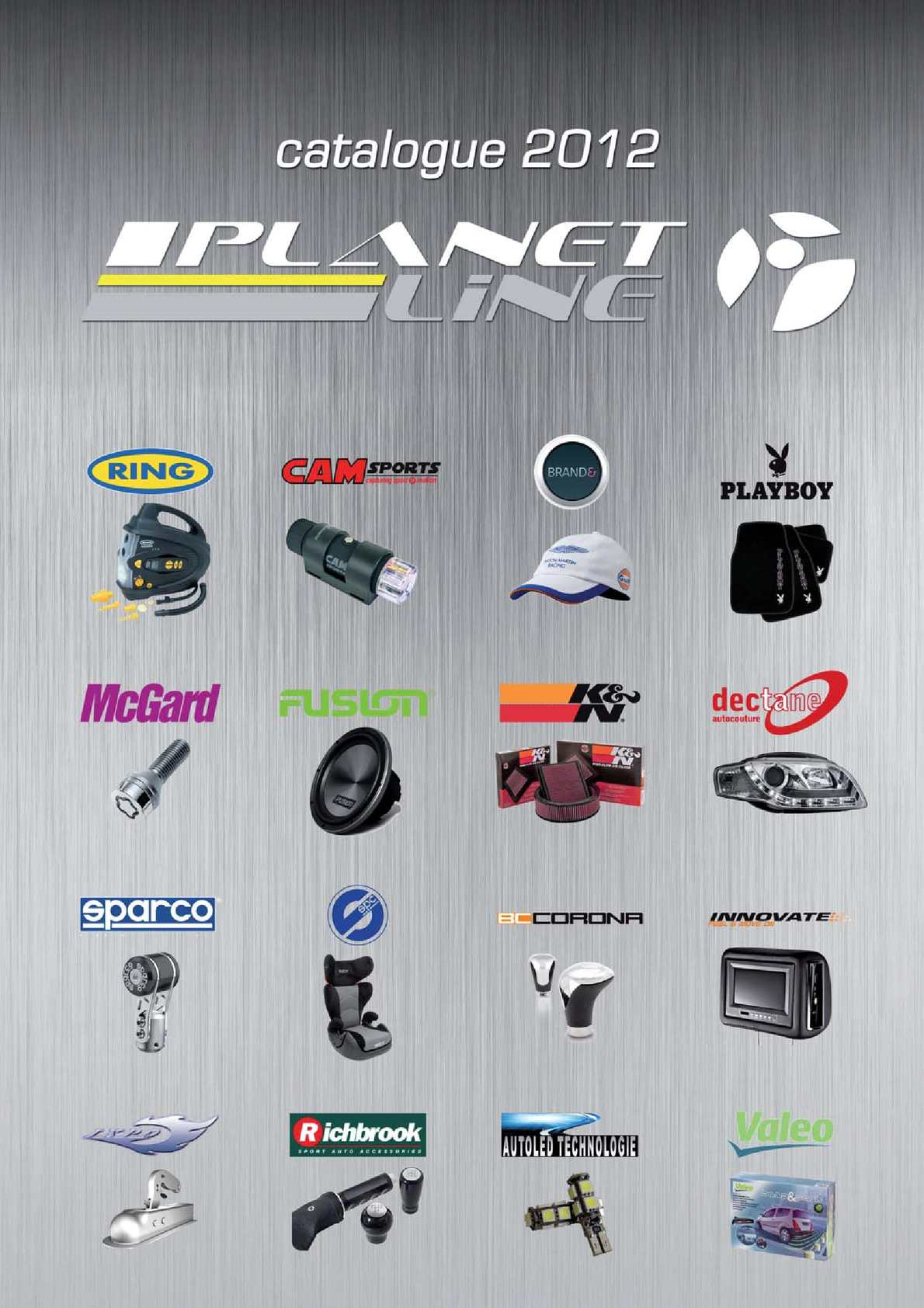 6bef4edee9 Calaméo - PLANET LINE - Catalogue 2012