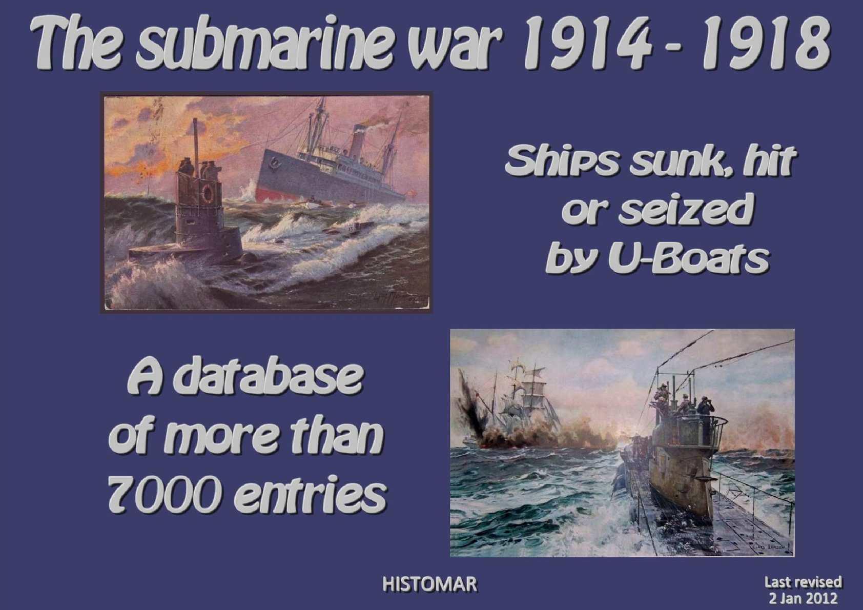 Calaméo Dbase U Boat 31jul2012
