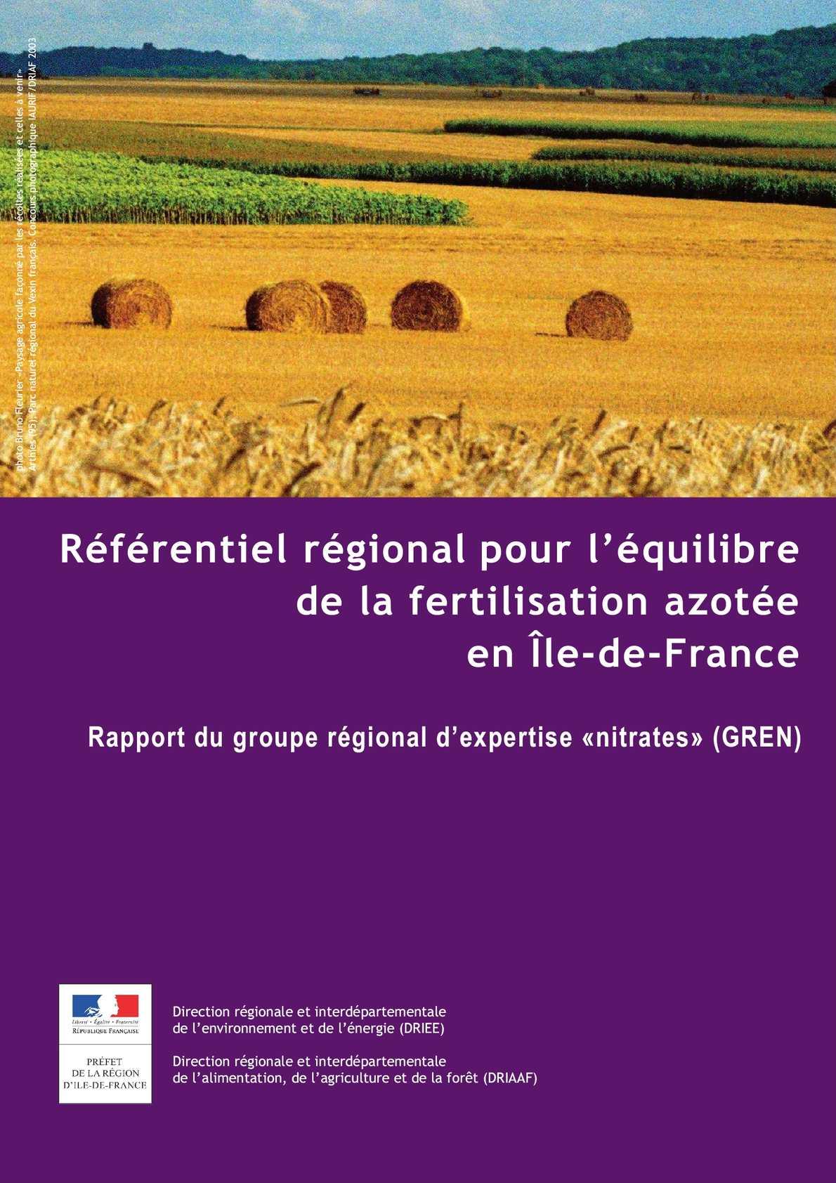 Calaméo Référentiel Régional Pour Léquilibre De La