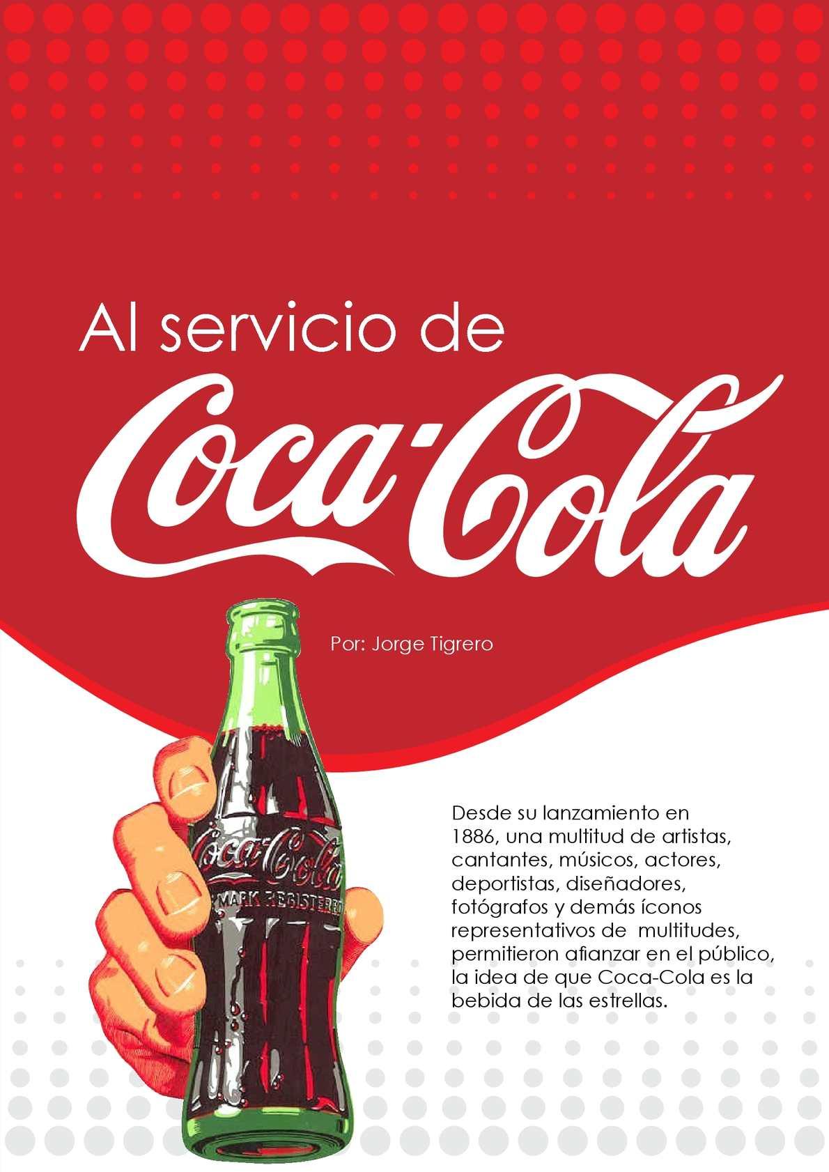 Calaméo Al Servicio De Coca Cola