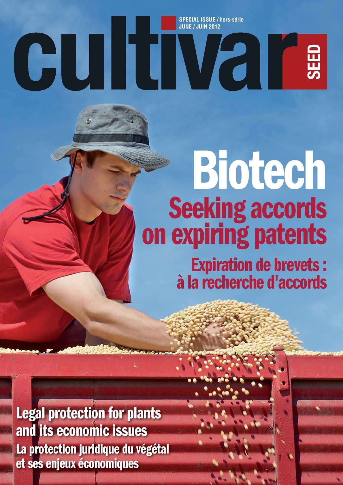 Calaméo - Cultivar Seed hors-série juin 2012