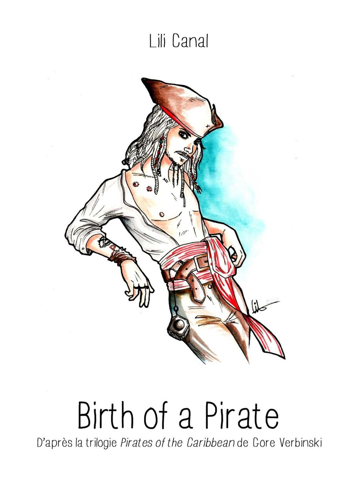 e19f4523d045 Calaméo - Birth of a Pirate