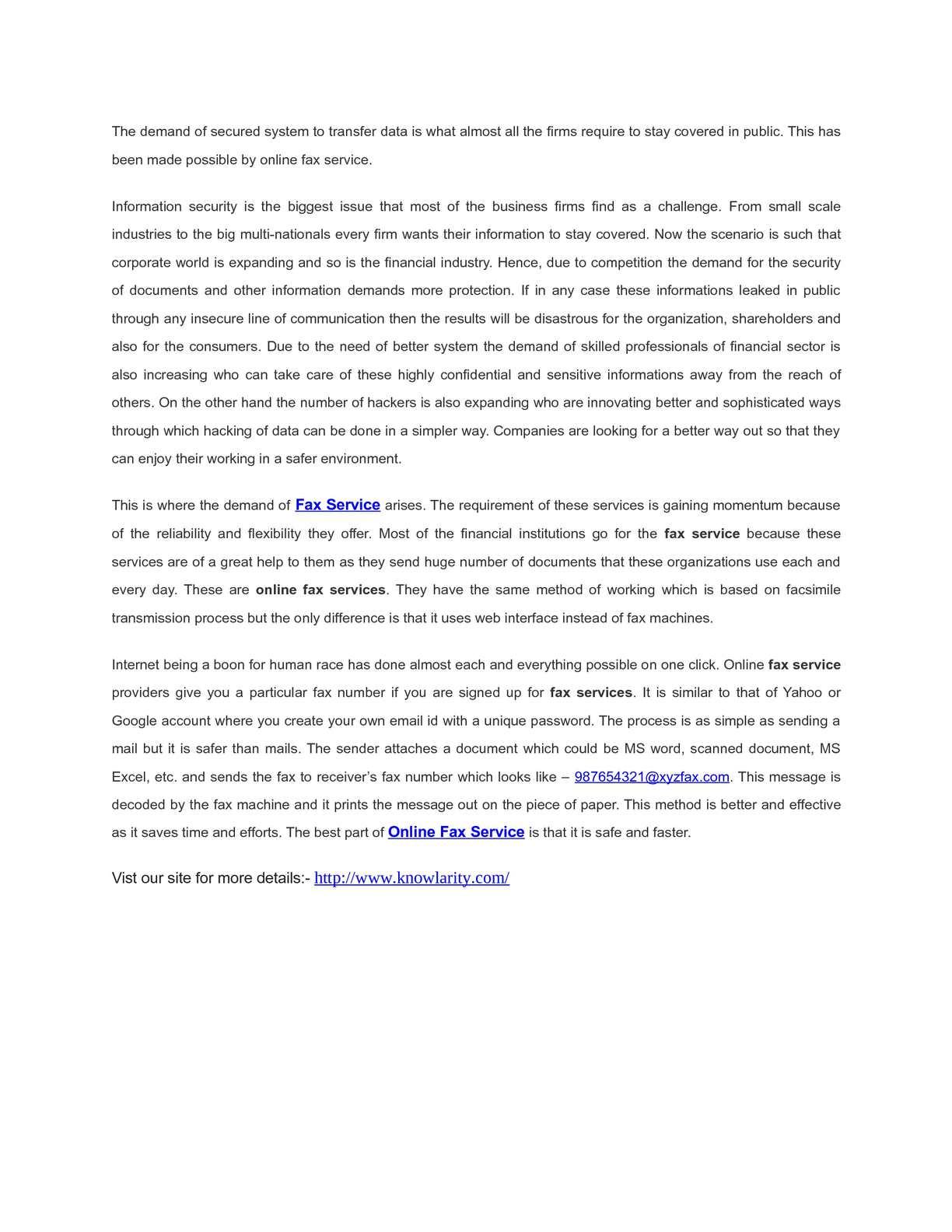 calaméo fax service safest ways to transfer precious documents