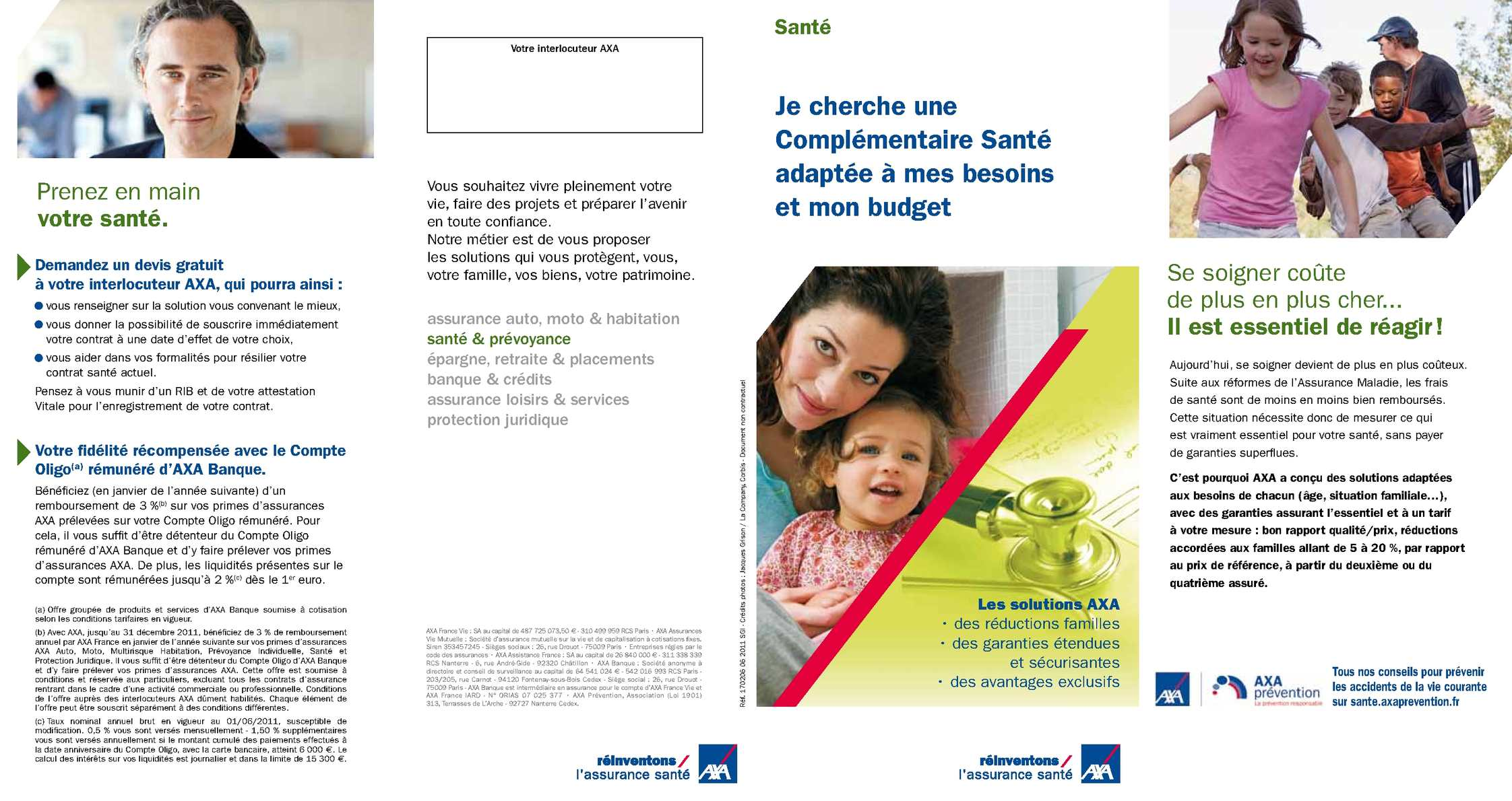 conditions générales assurance hospitalisation axa